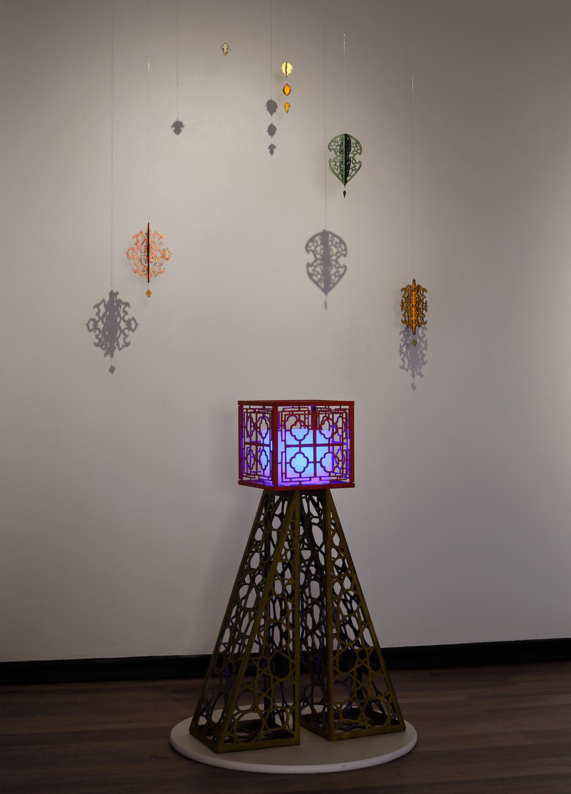 Lao Lattice  by June Sekiguchi