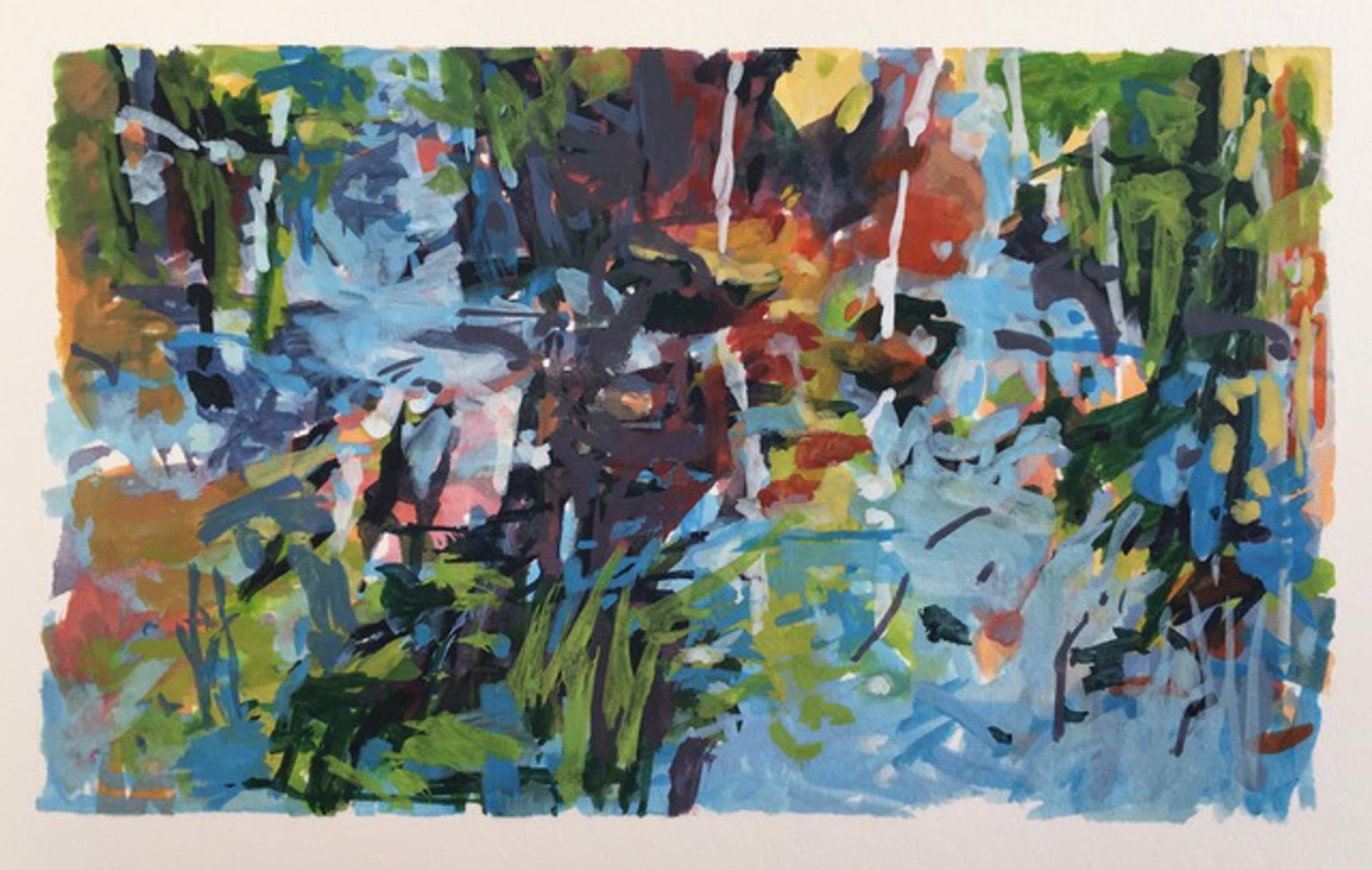 Deep Wild Wood by Connie Connally