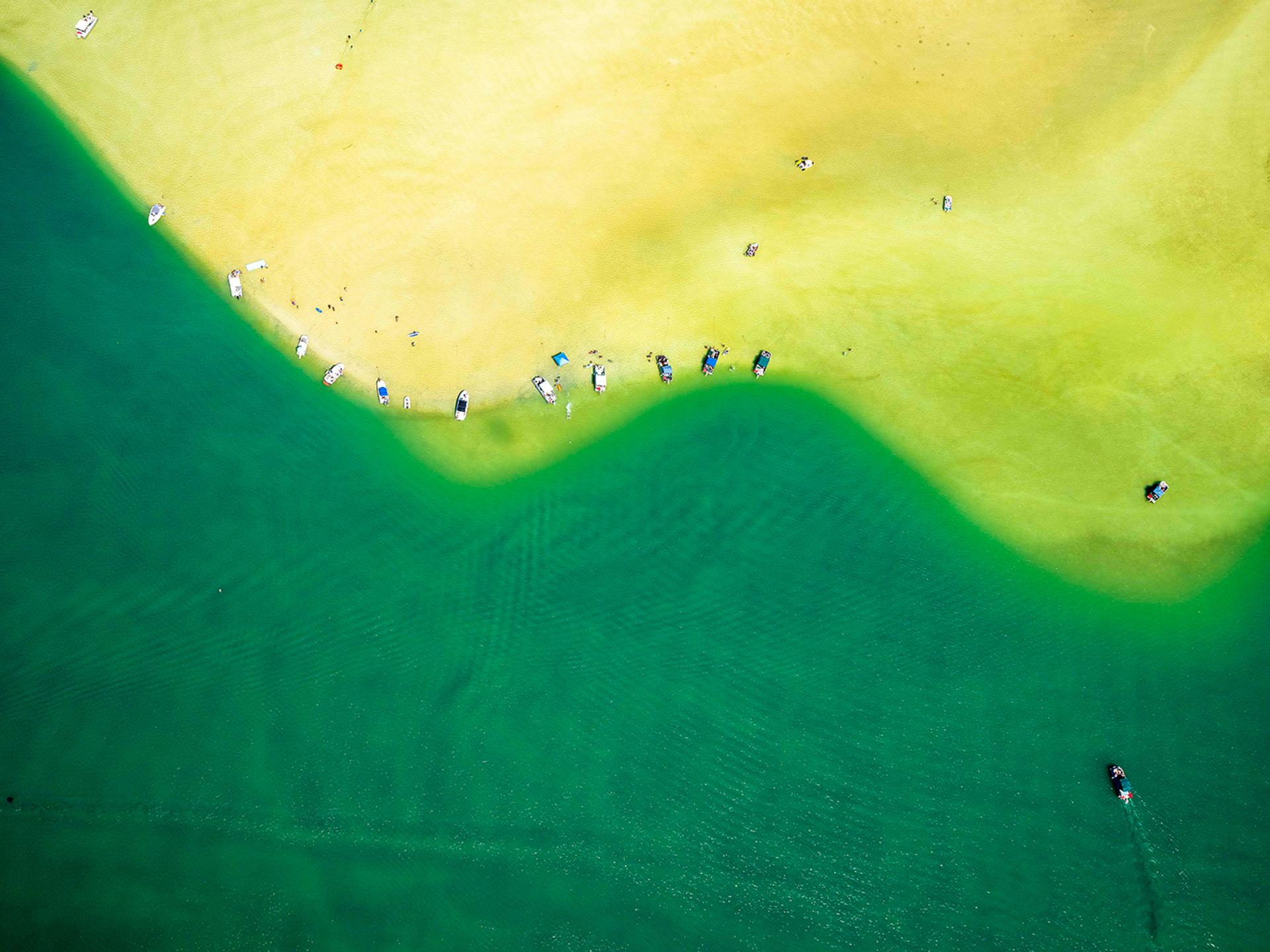 Desert Isle by Dinesh Boaz