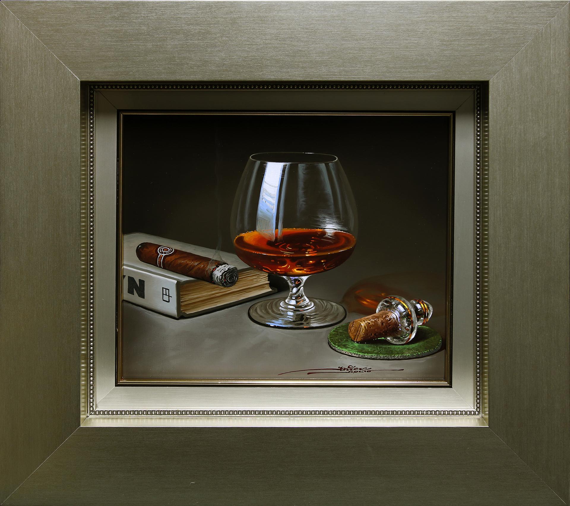 Of Discerning Taste by Javier Mulio