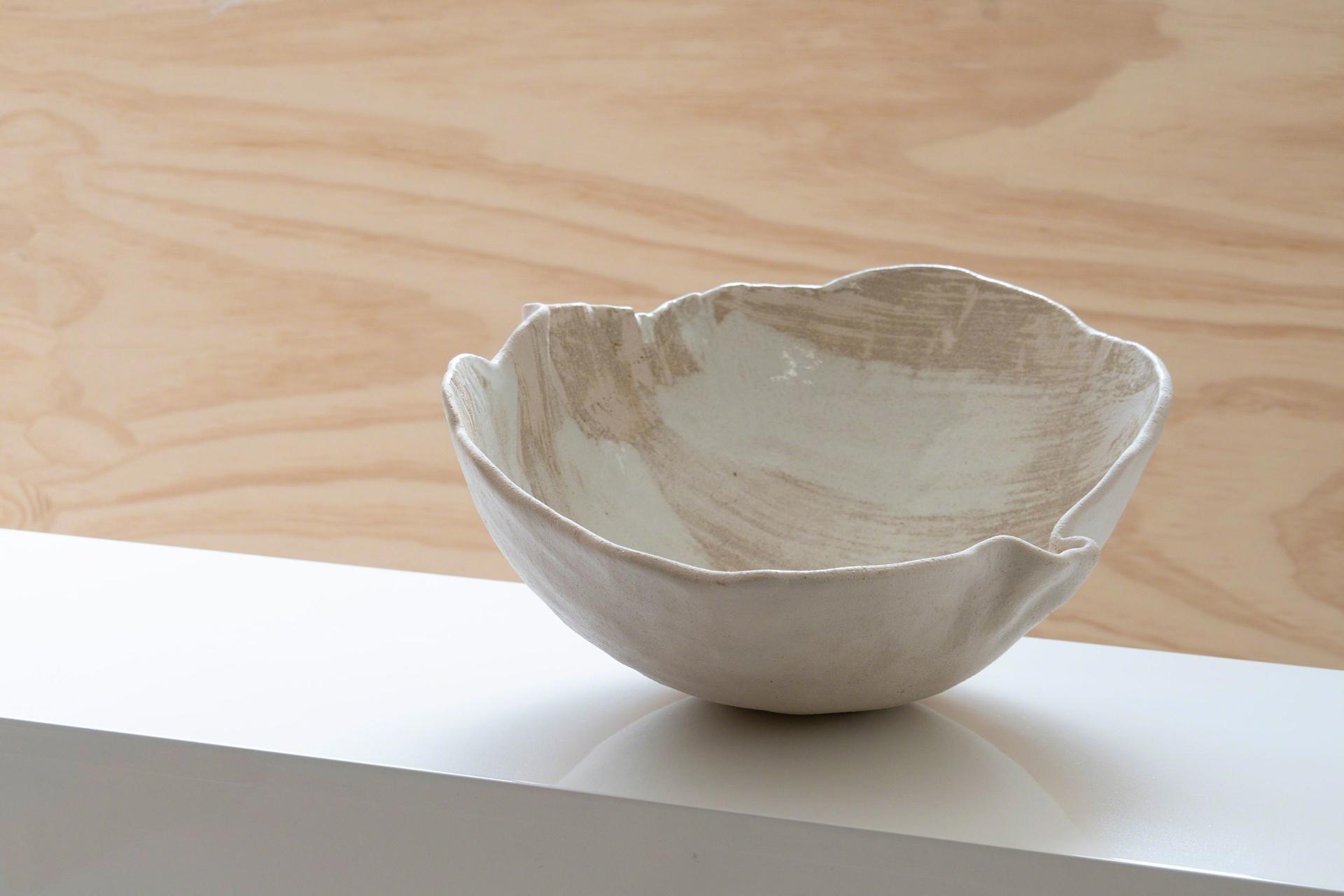 """Large Shell"" Centerpiece  by Claire de Lavallee"