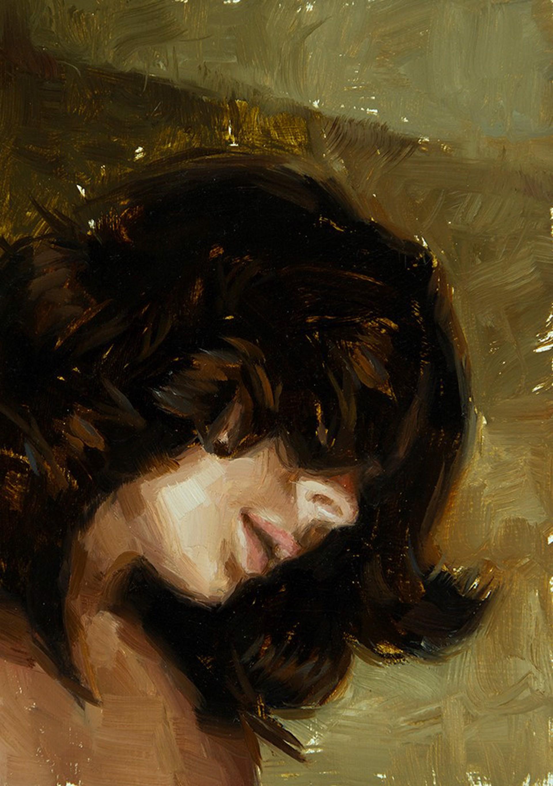 Reticent by Mark Bradley Schwartz