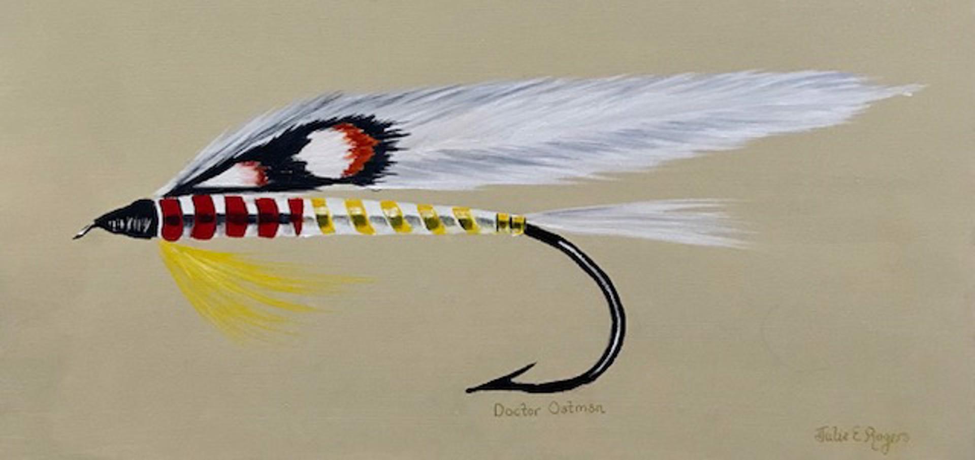 Doctor Oatman by Julie Rogers