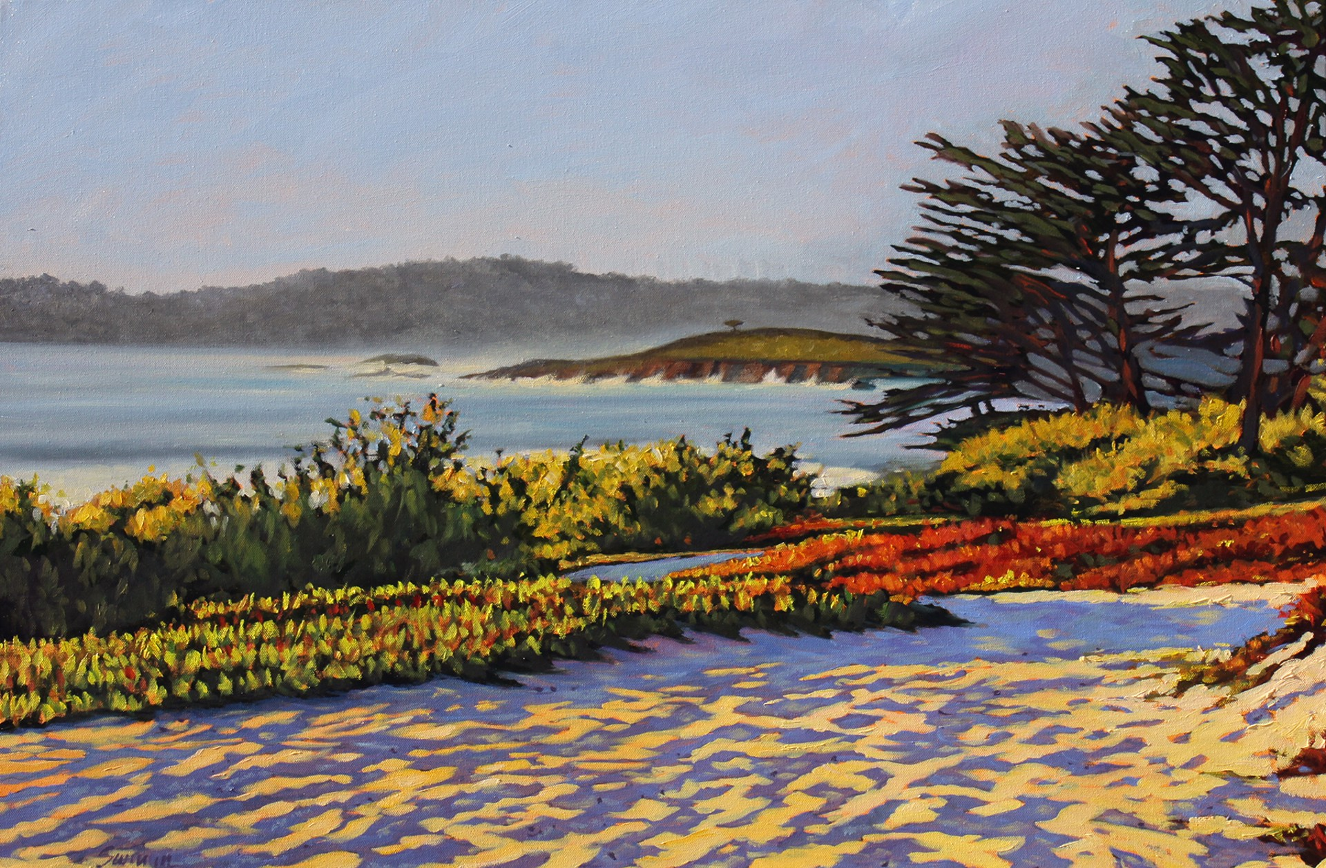 Memories of Carmel by Tom Swimm