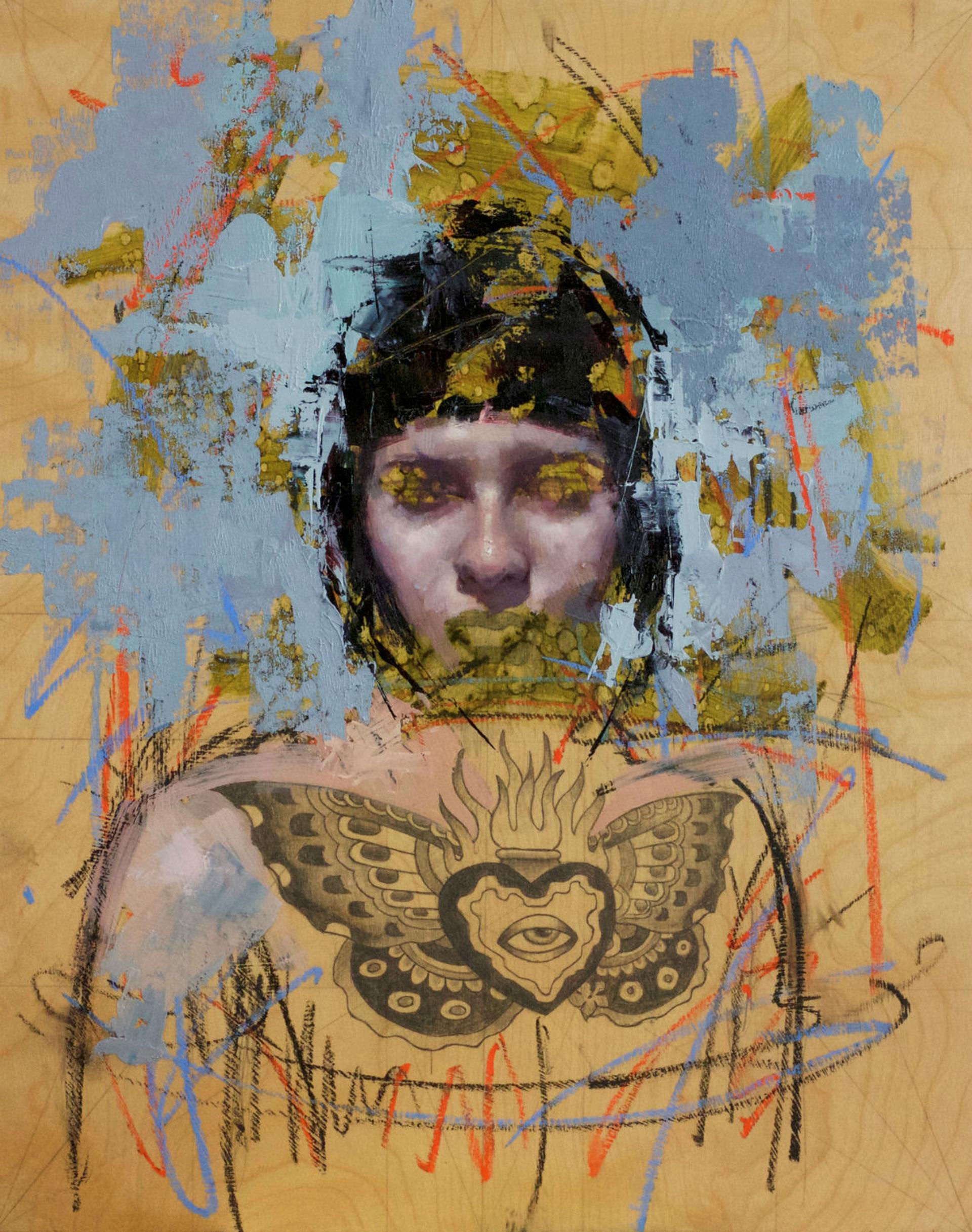 Imprint 82 by John Wentz