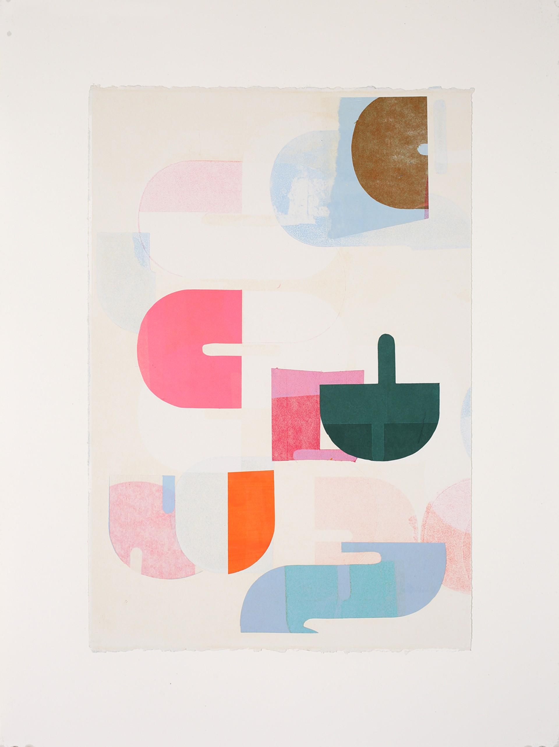 Upright by Lori Glavin