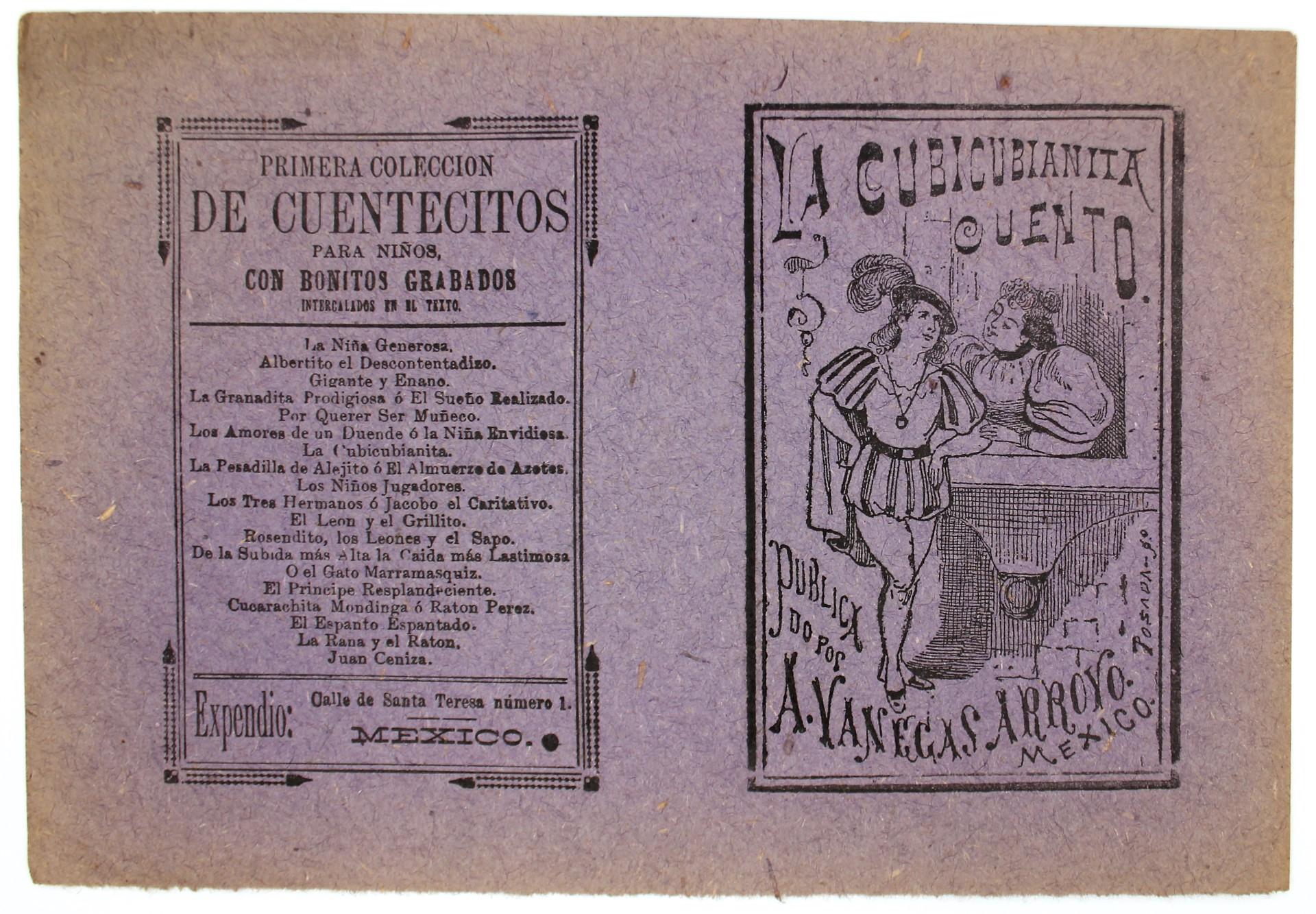 La Cubicubianita by José Guadalupe Posada (1852 - 1913)