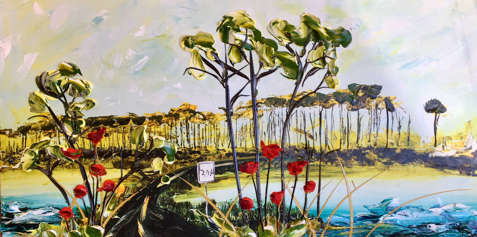 30A LAKESCAPE-30ALS60X30-2.75 HPAE 3/50 by Justin Gaffrey