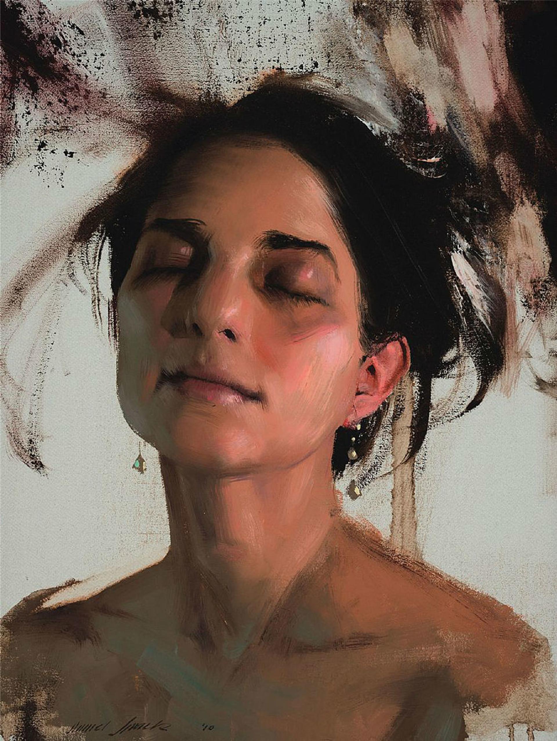 Julia by Daniel Sprick