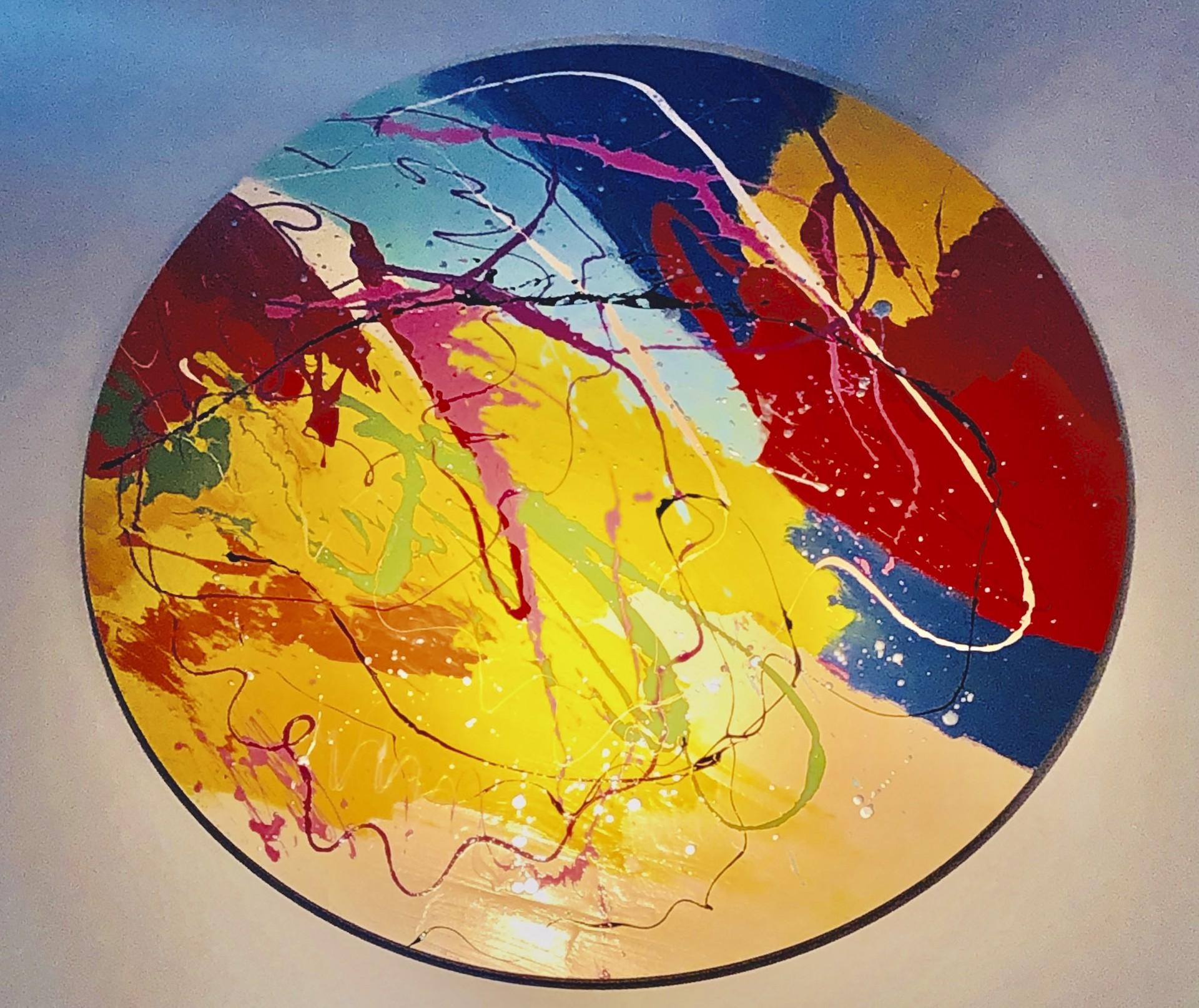 """Circle of life No2"" by Elena Bulatova"