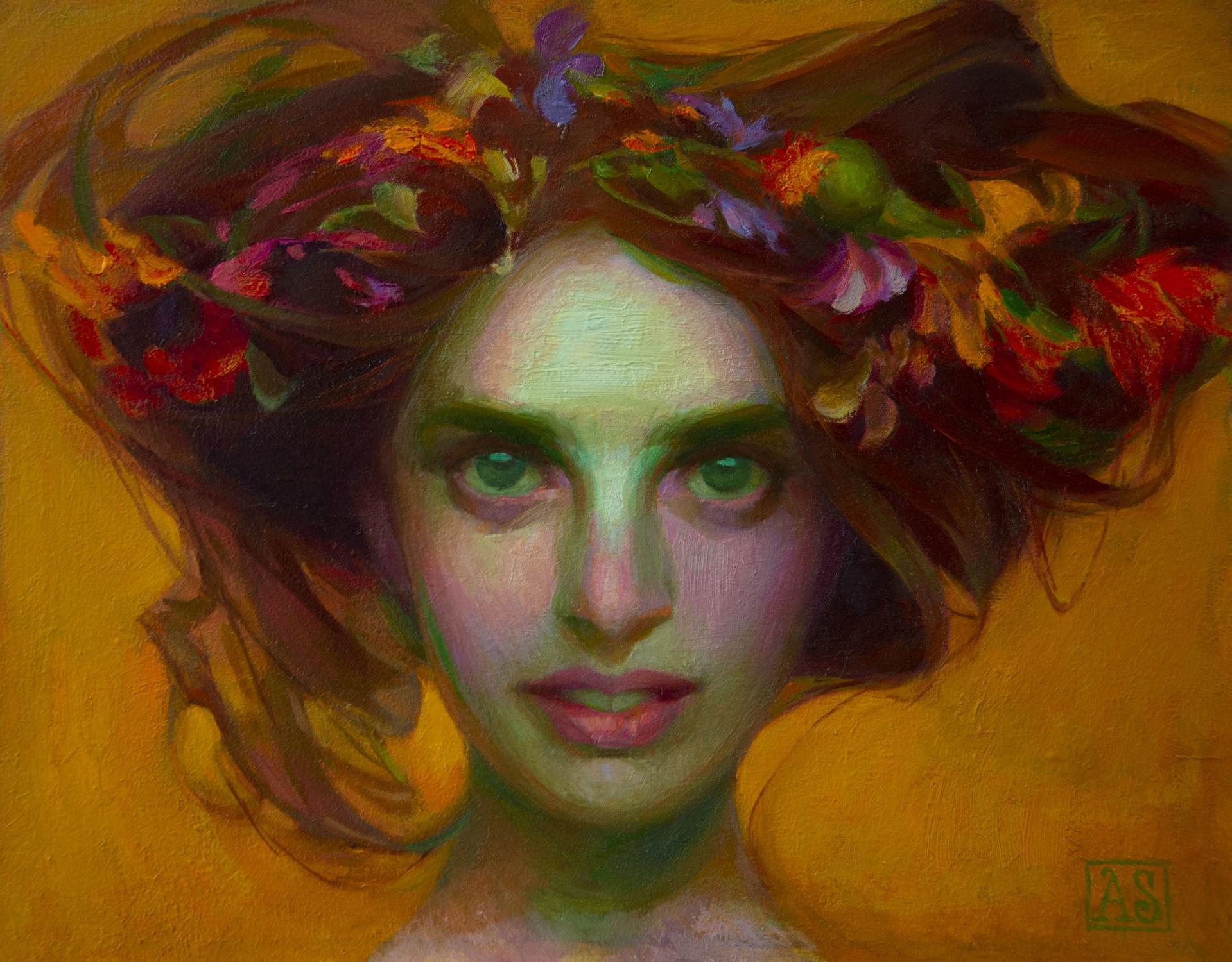 Enchantress by Adrienne Stein
