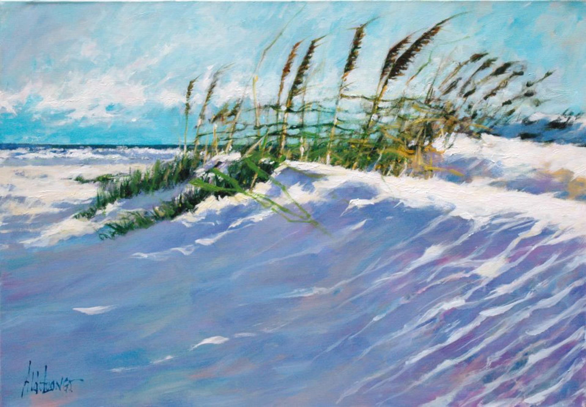 Summer Beach by Aldo Luongo