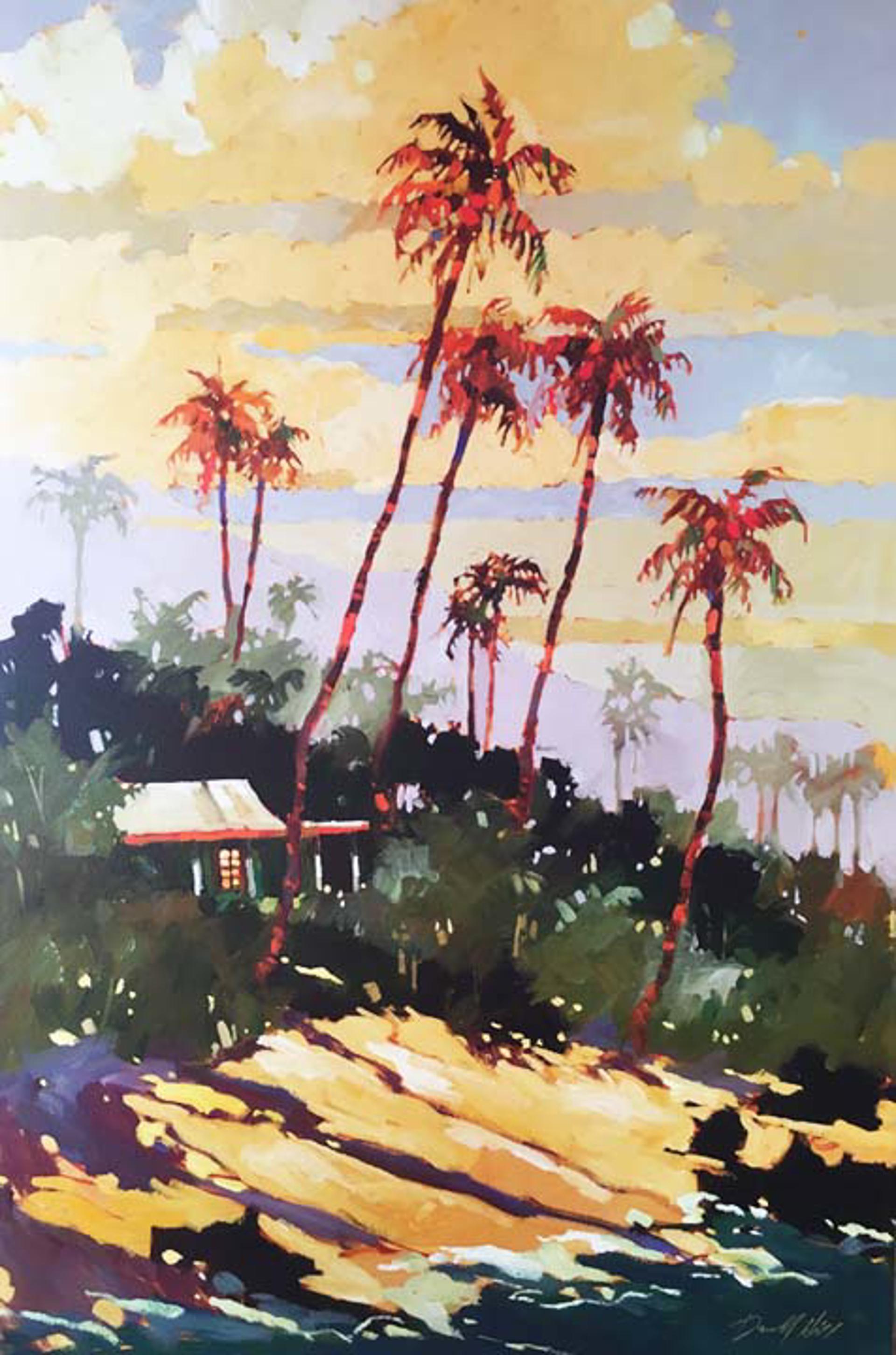 Beachside Hideaway by Darrell Hill