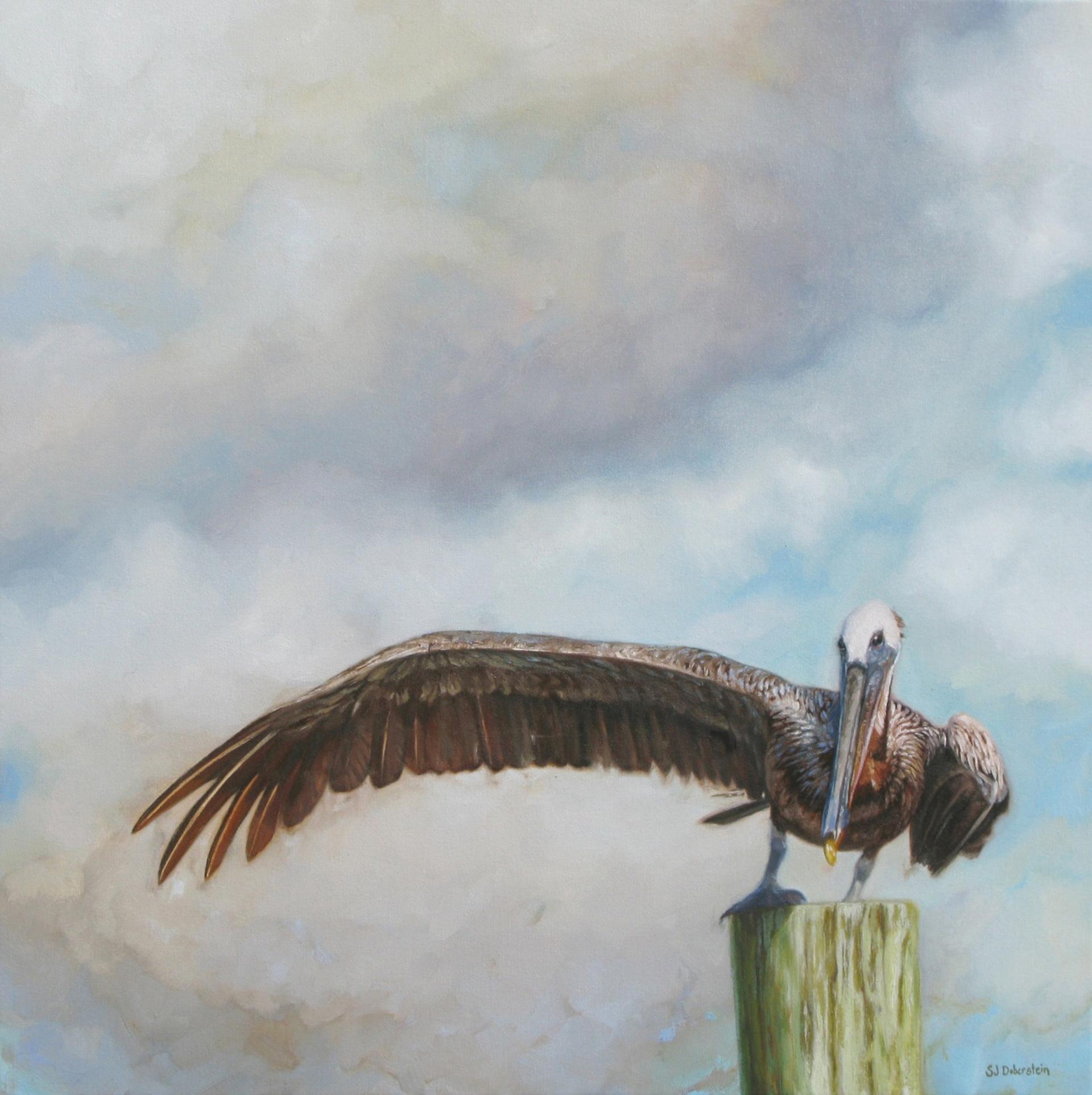 Wingin' It by Sara Jane Doberstein