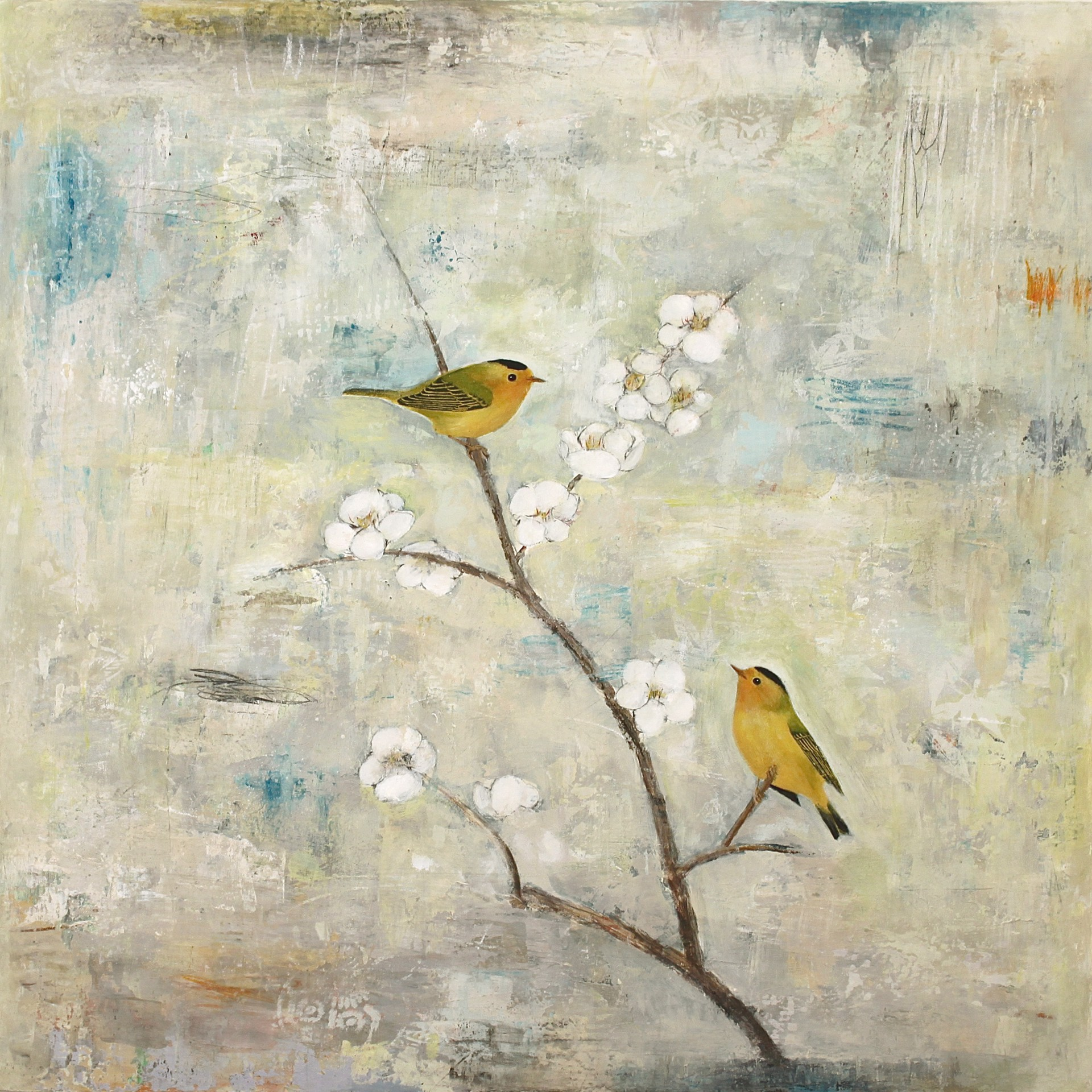 Radiant Spring by Paul Brigham