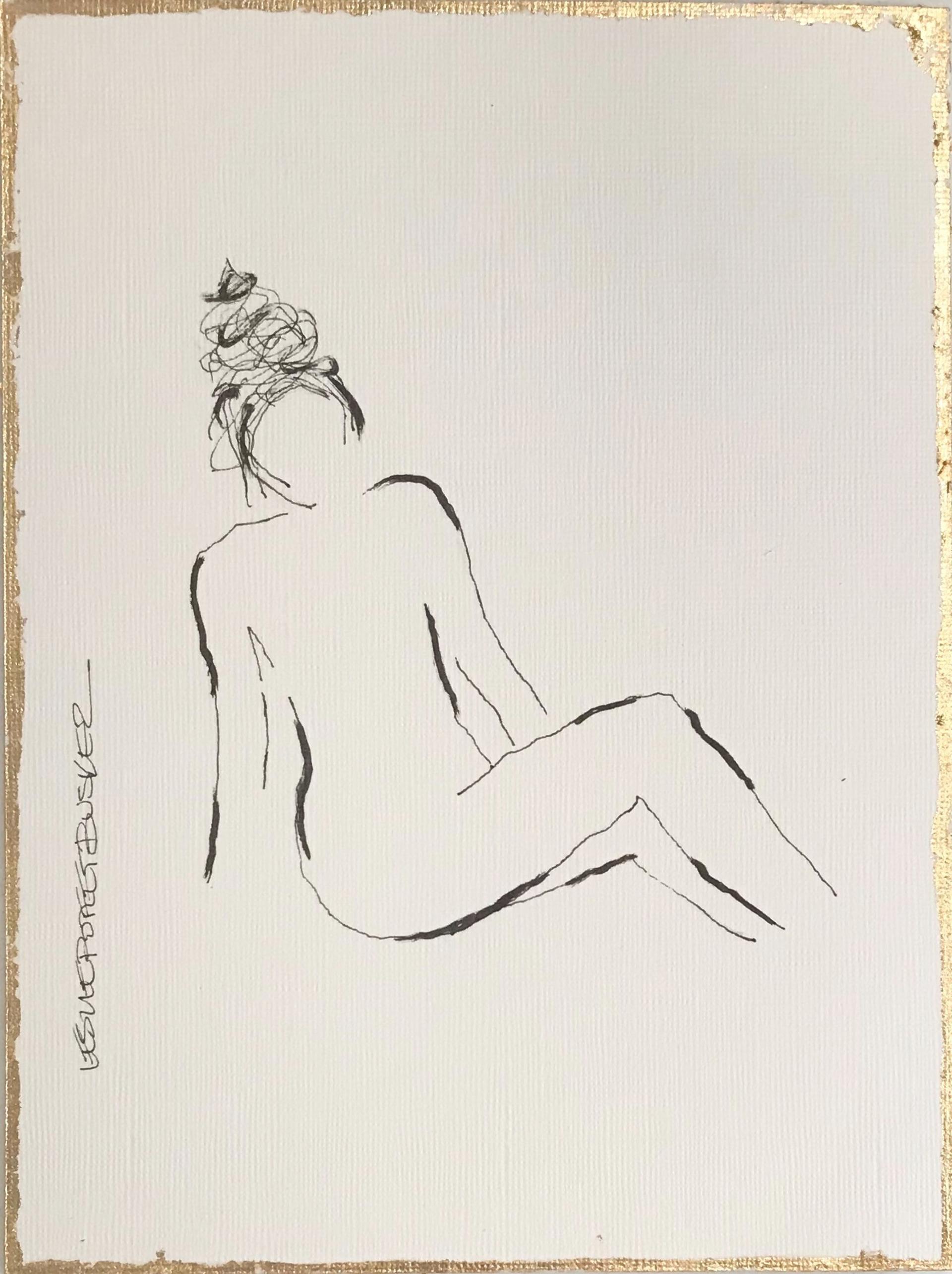 Figure No. 190 by Leslie Poteet Busker