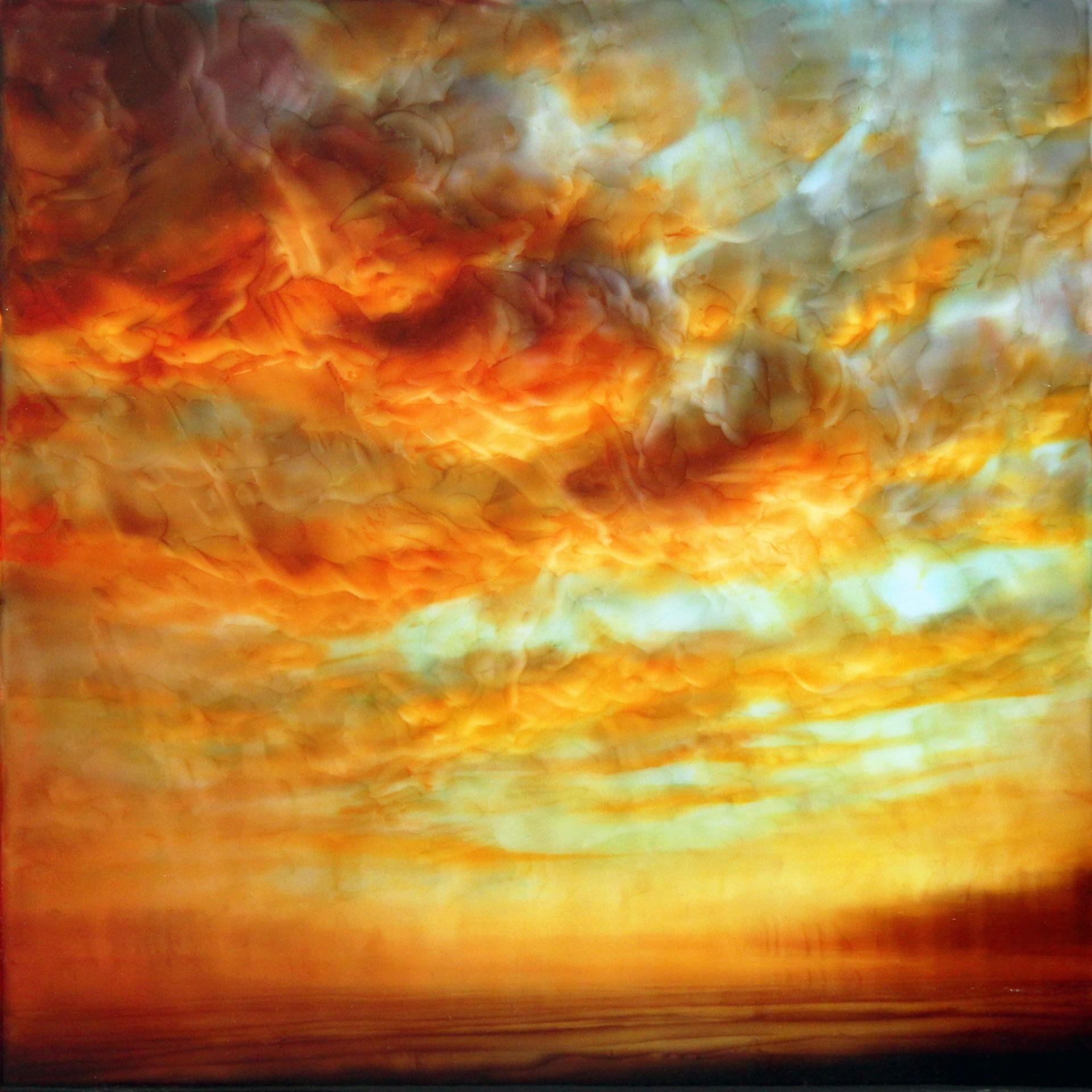 Fire Sky by Brian Sostrom