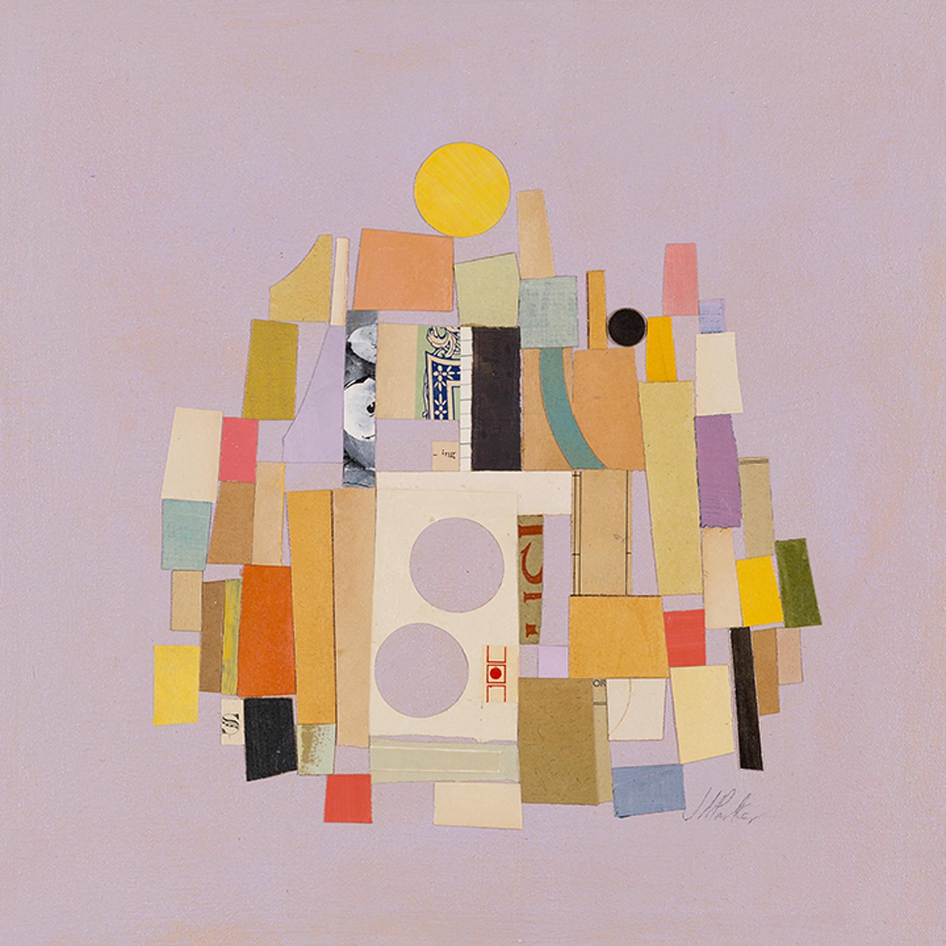 Building Blocks (Tower of Plenty) by Jacqueline Dee Parker