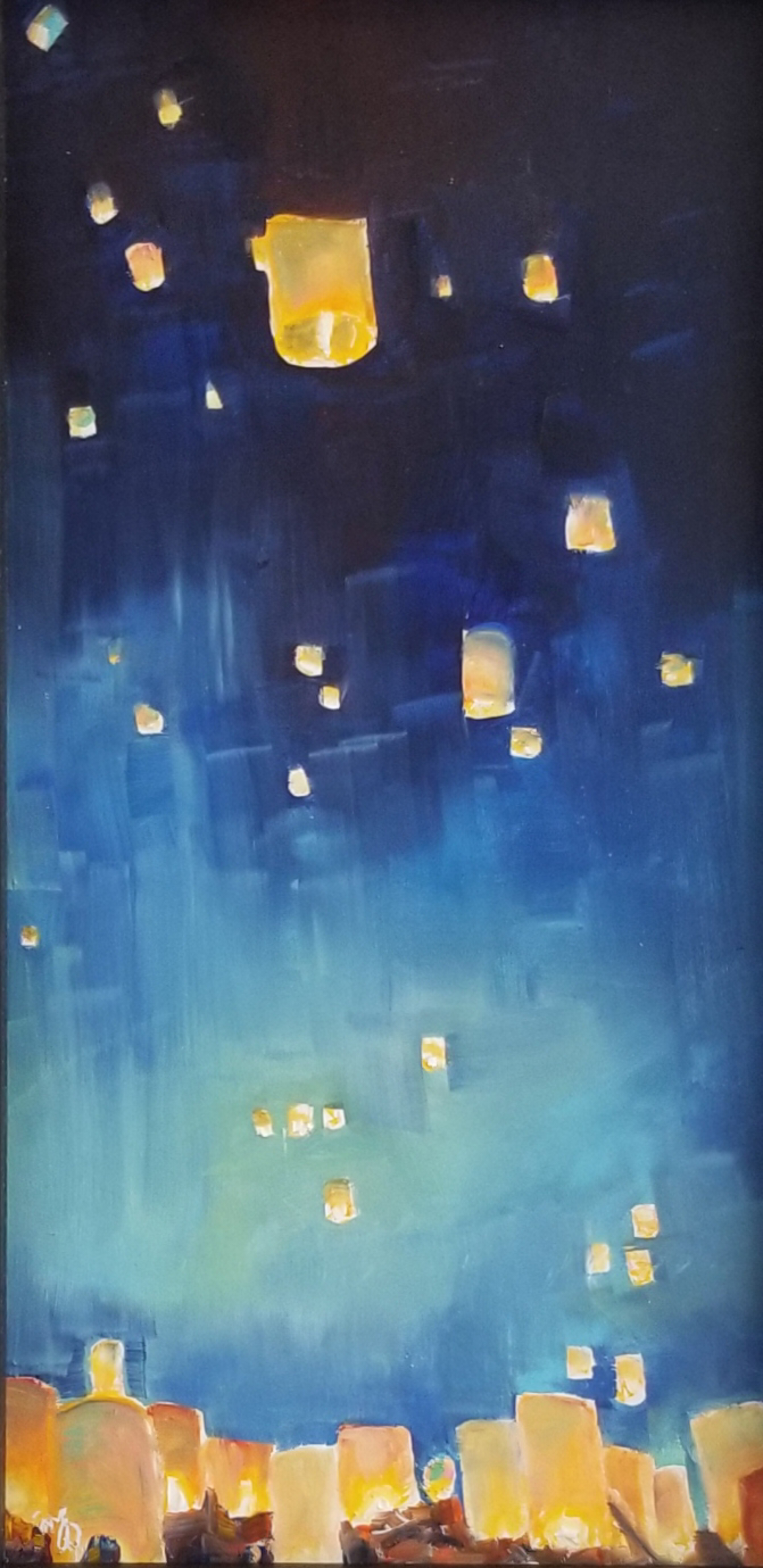 Night Light by Amy O'Callaghan
