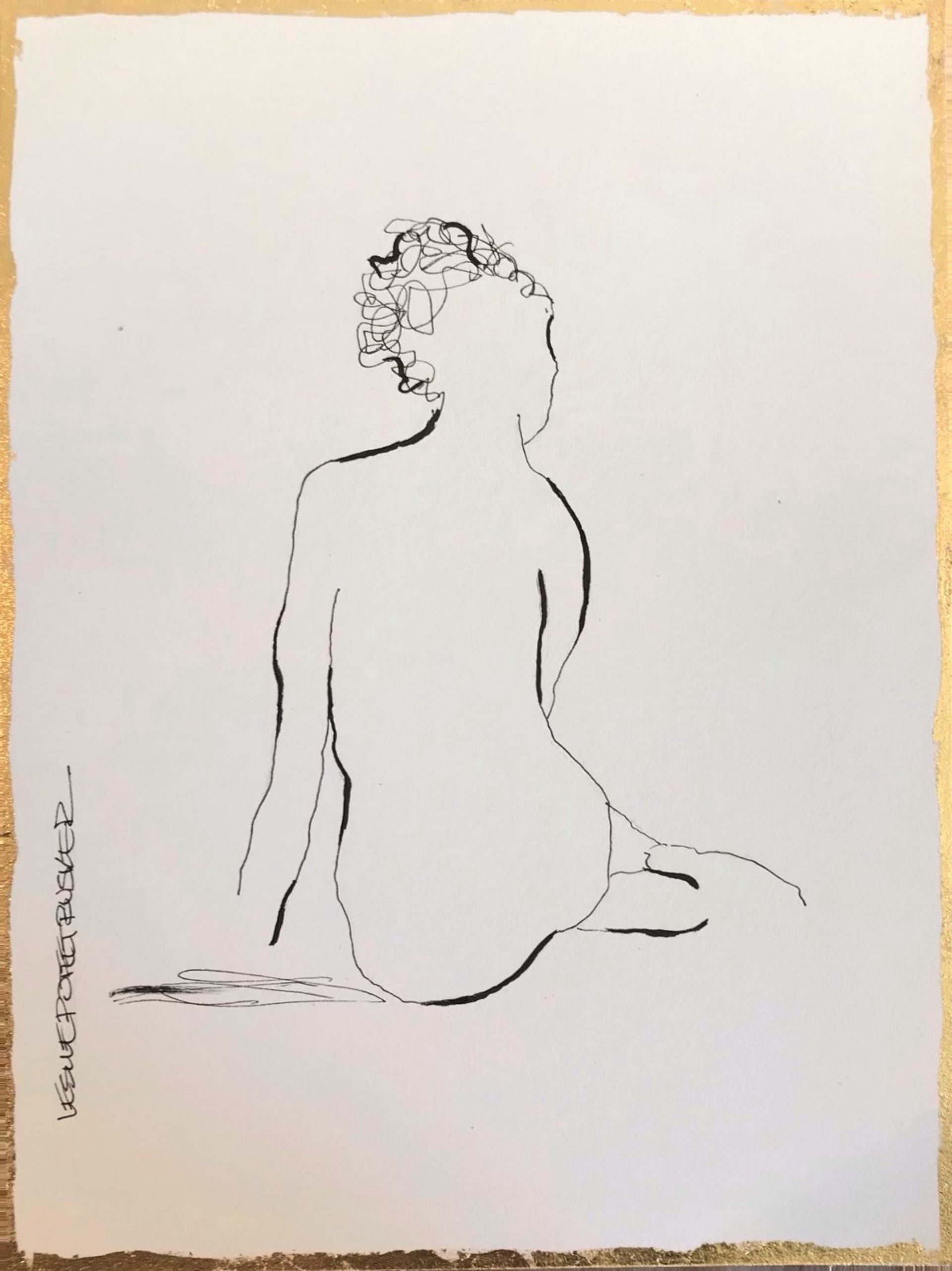 Figure No. 162 by Leslie Poteet Busker