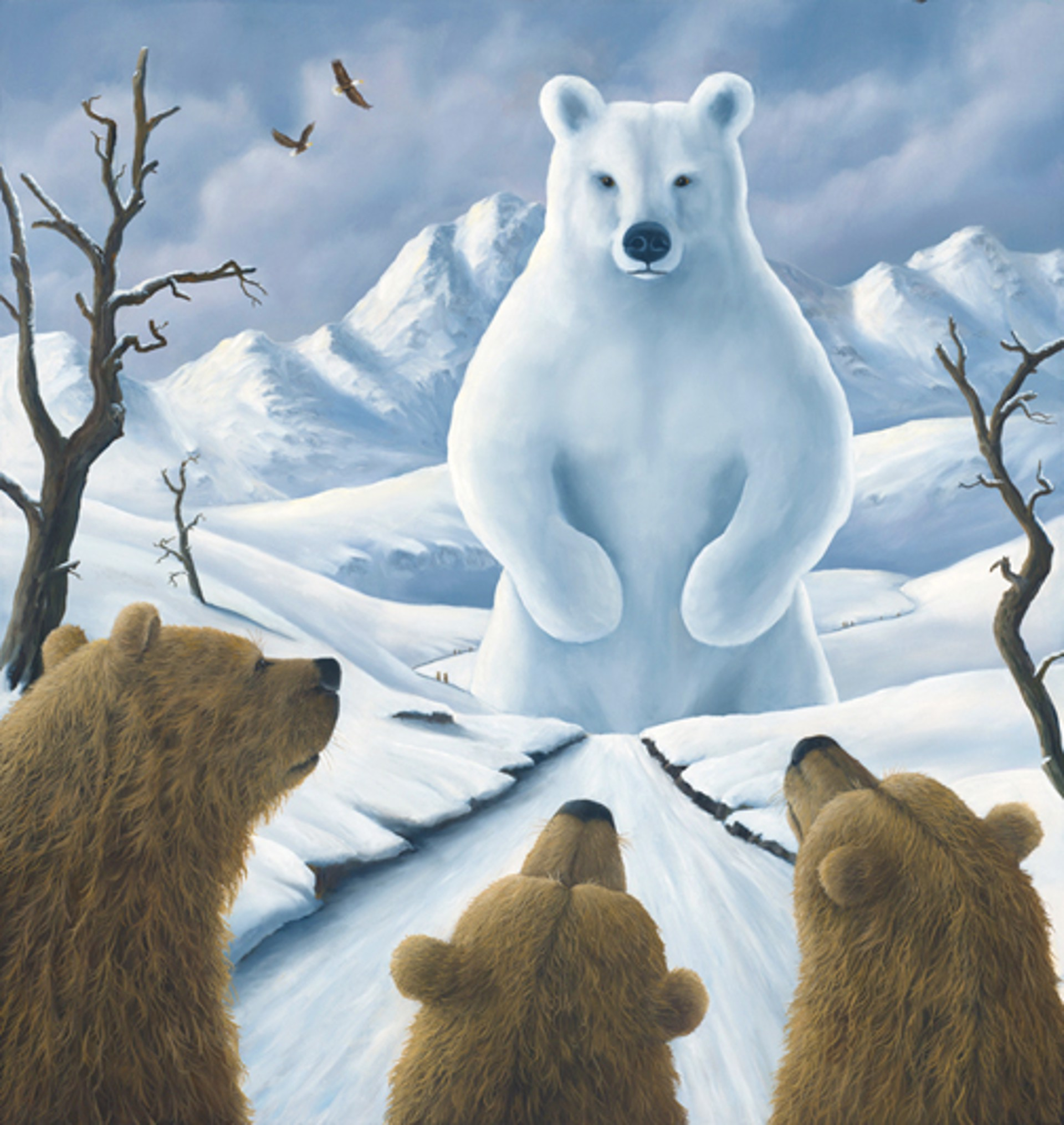 The Guardian #2 by Robert Bissell