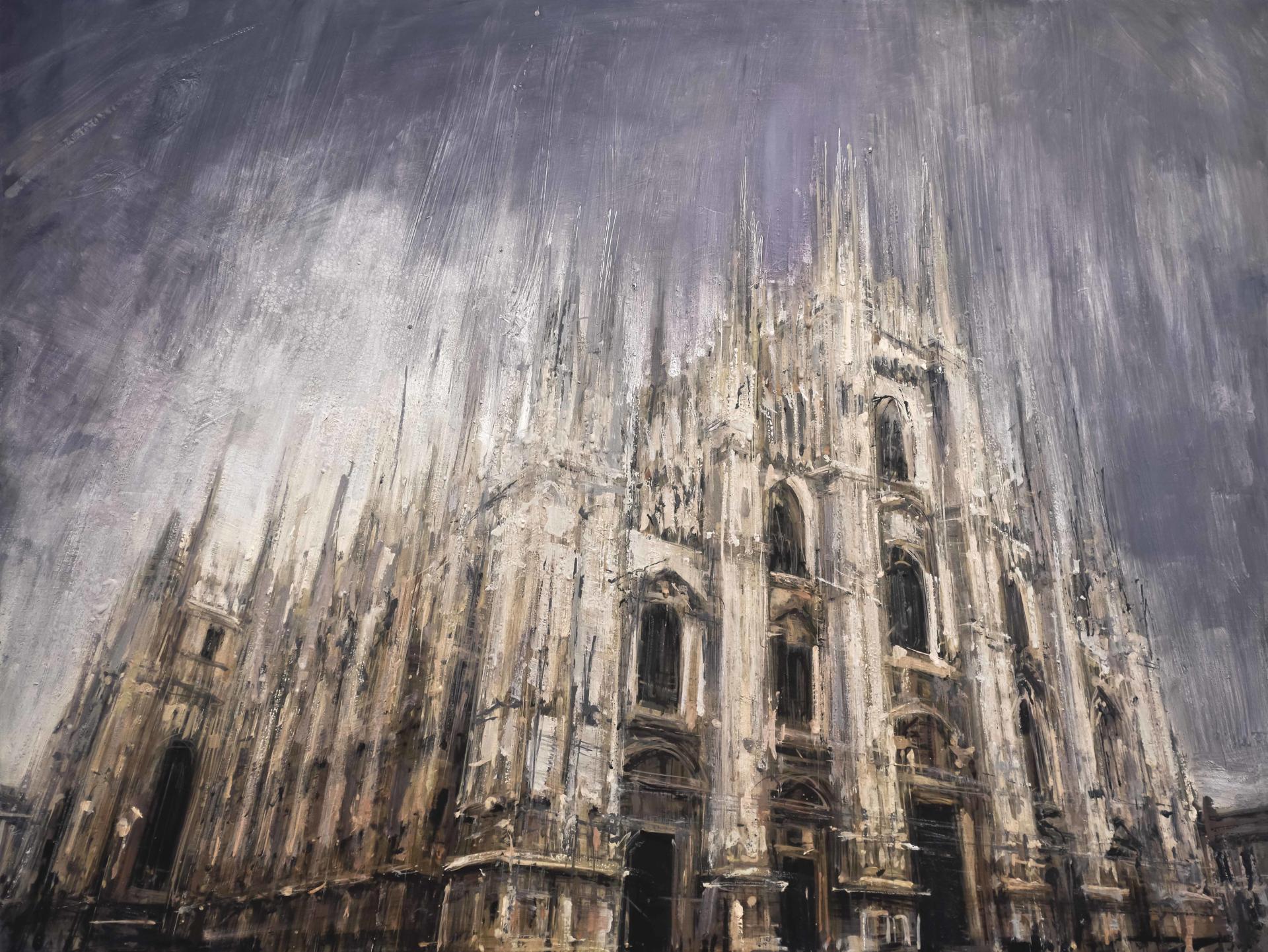 Duomo di Milano by Valerio D'Ospina