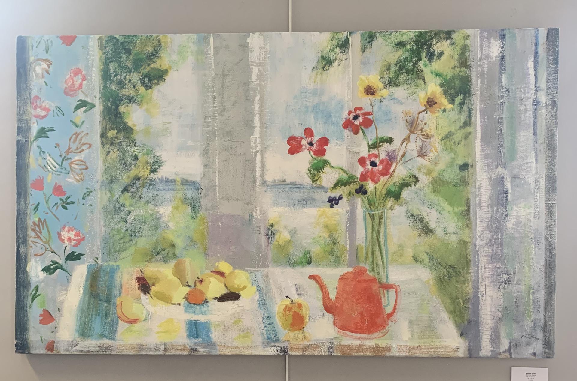 Summer Seeds by Melanie Parke