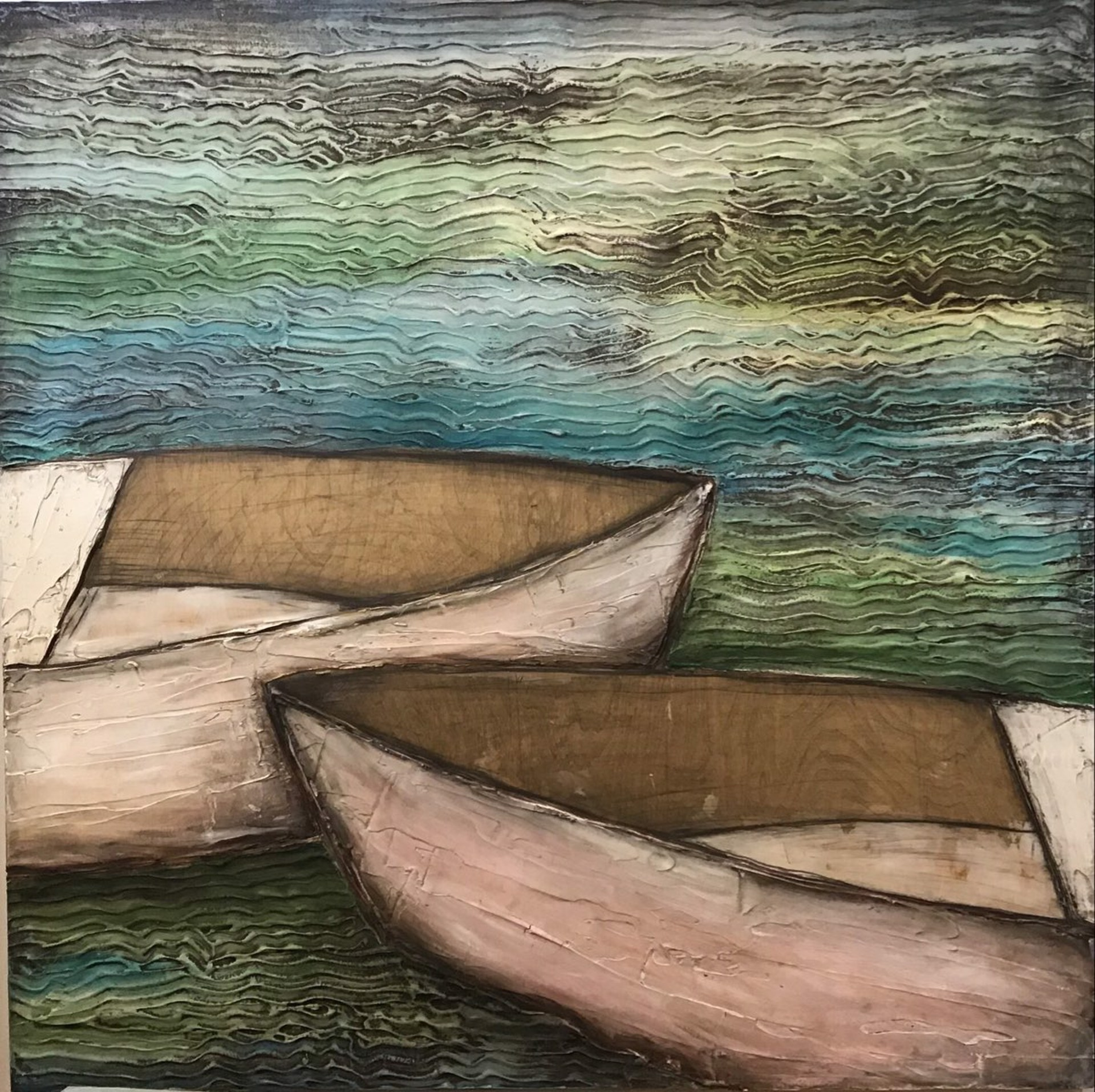 Still Water Meeting by Sherry Cook