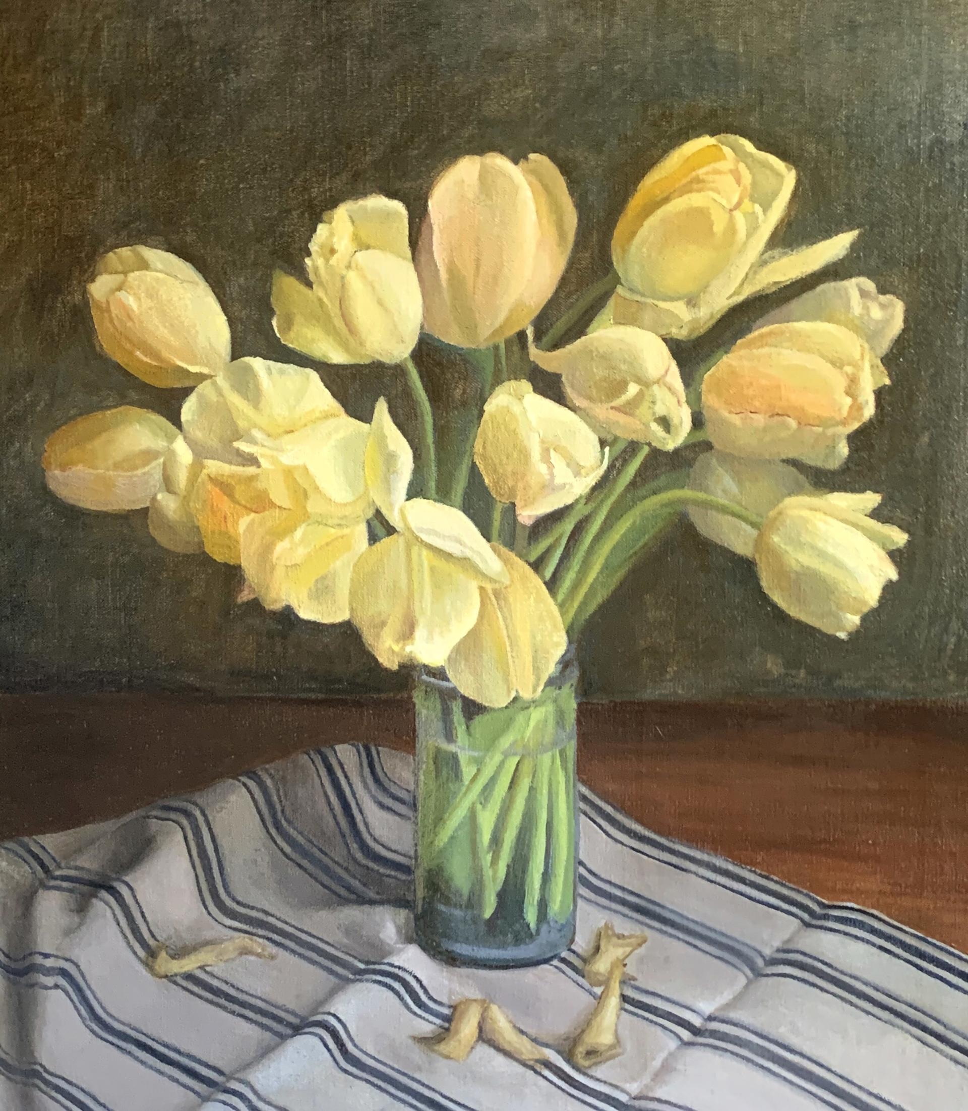 Yellow Tulips by Laura Murphey