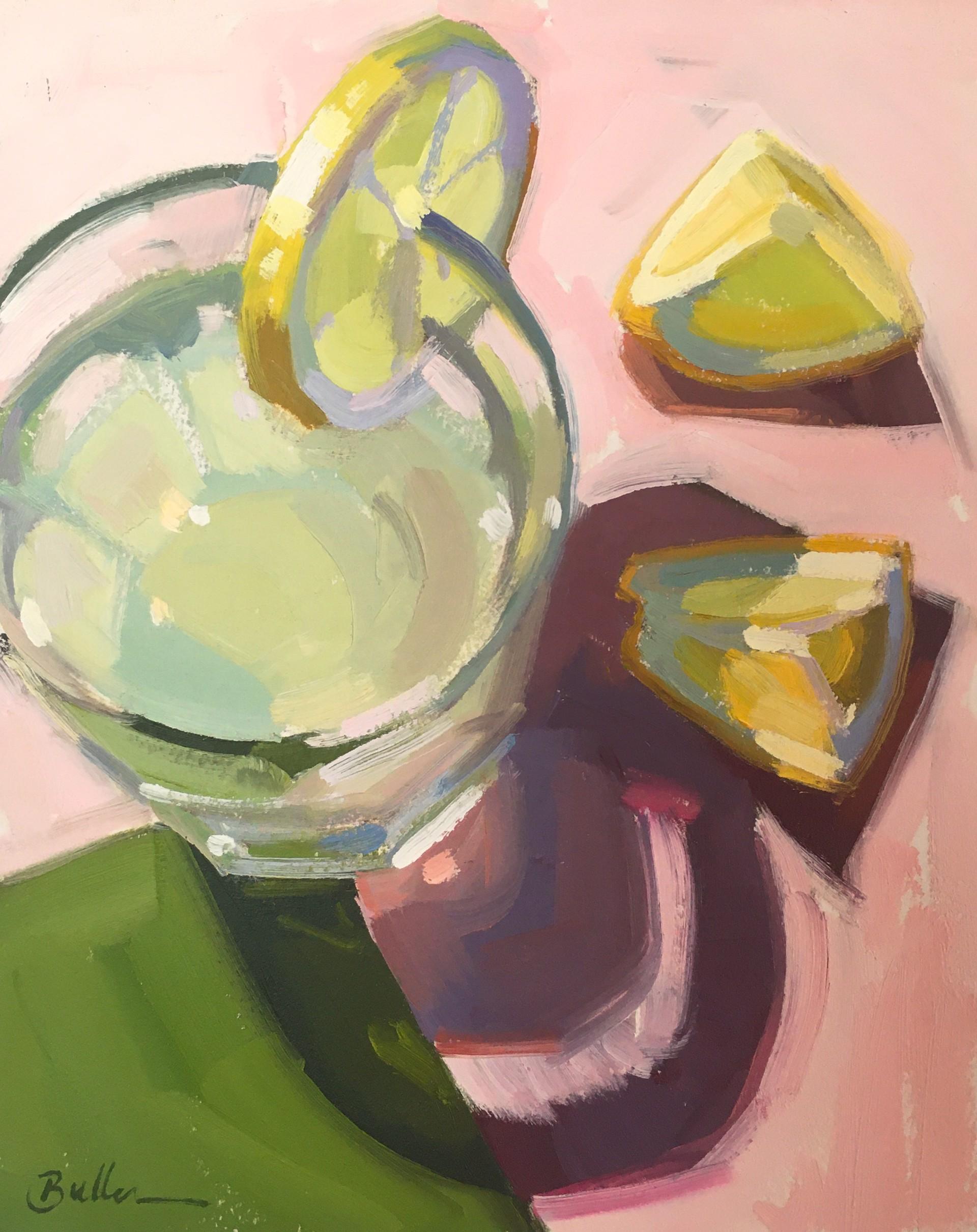 Summertime Cocktail by Samantha Buller