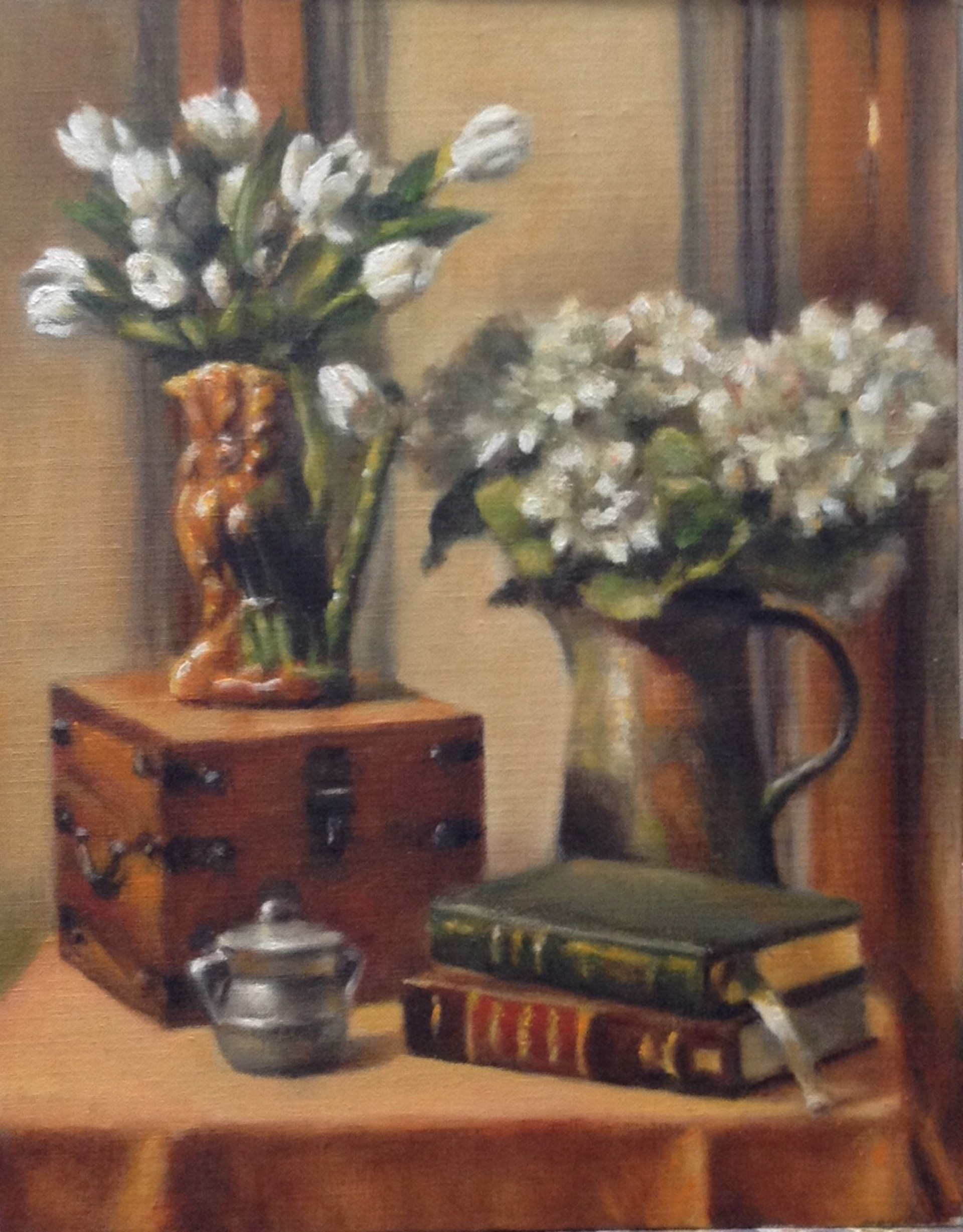 Studio Still-Life by Dominic Vignola