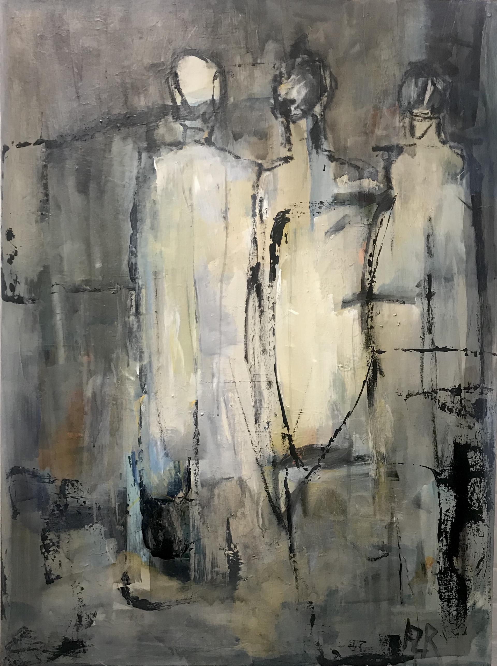 Three's Company by April Riley