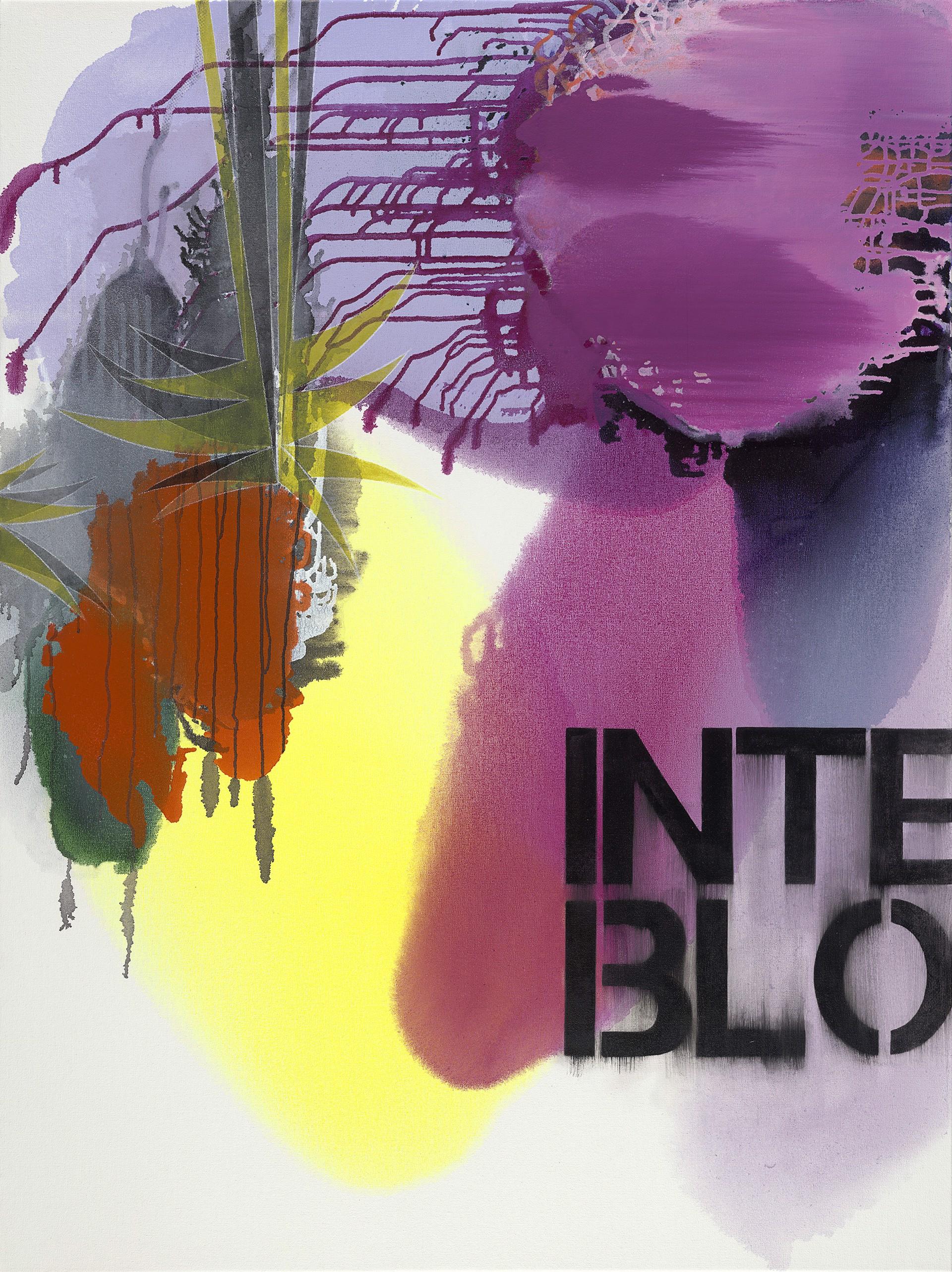 Intemperate Blossoming by Kuzana Ogg