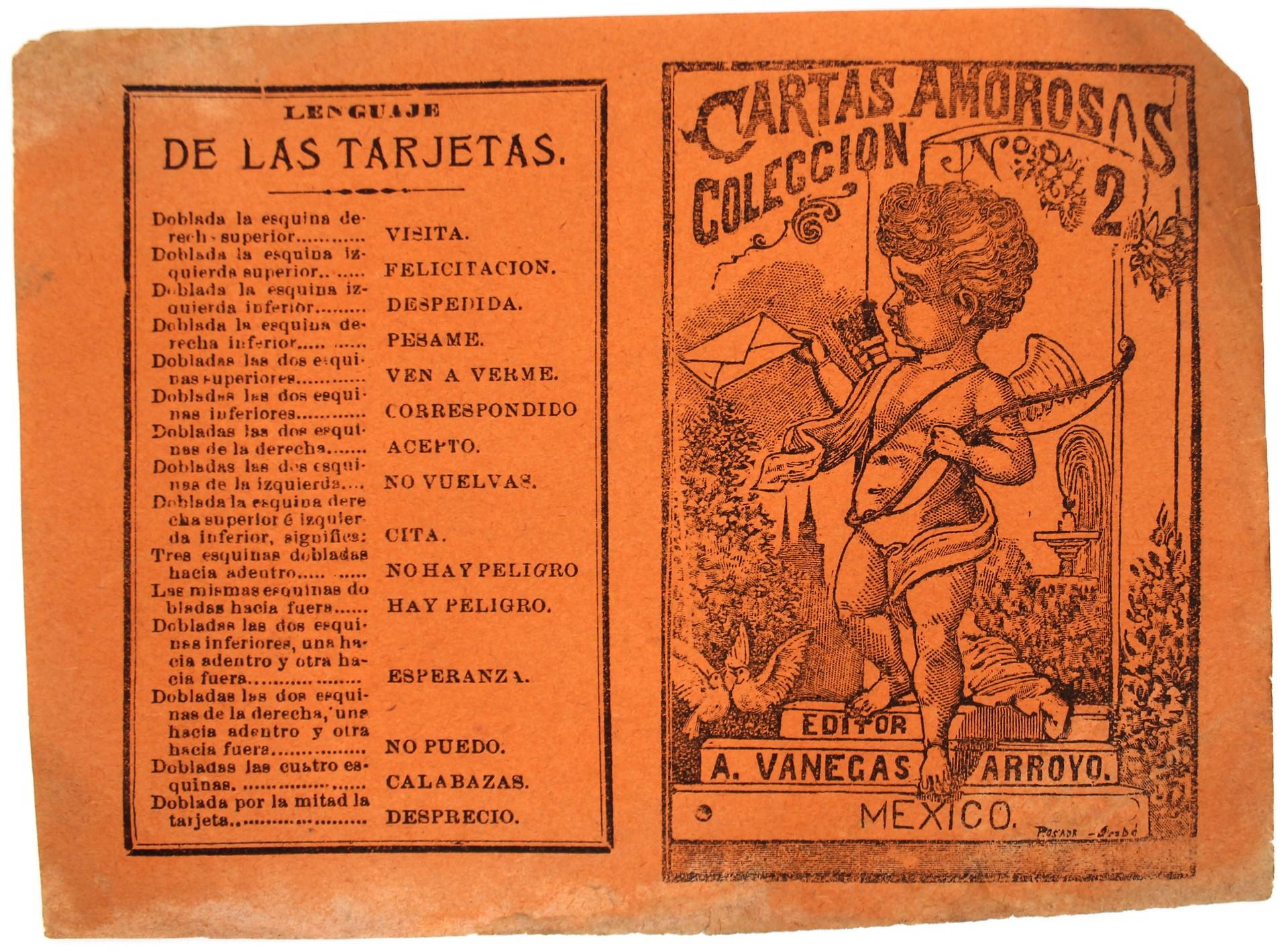 Coleccion de Cartas Amorosas, No 2 by José Guadalupe Posada (1852 - 1913)