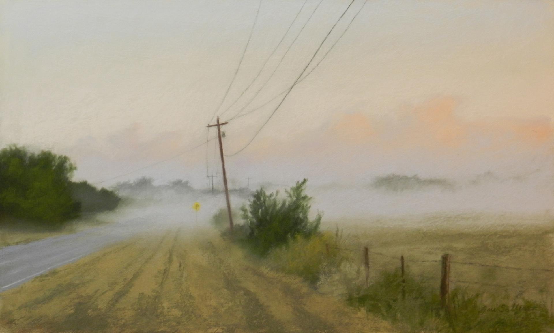 Blanket of Fog by Jeri Salter
