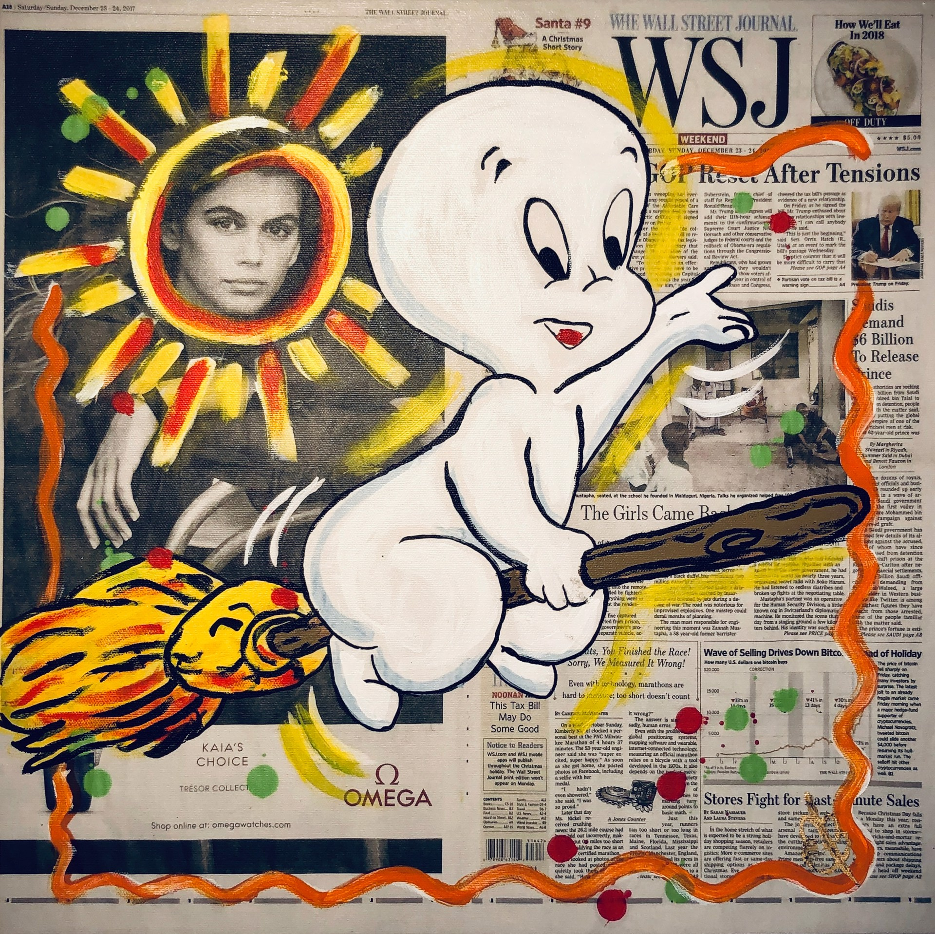 WSJ Series Casper by Elena Bulatova
