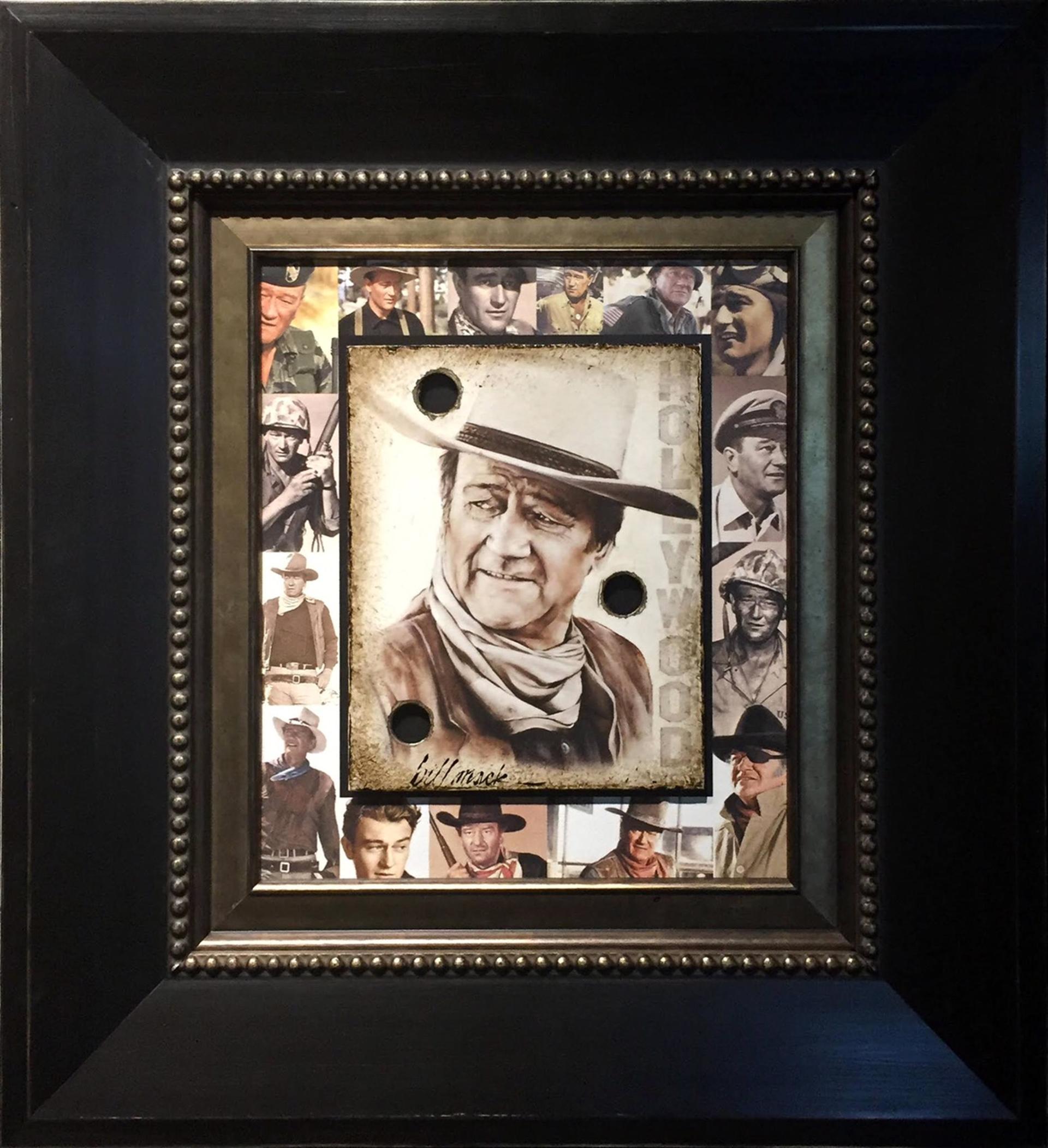 John Wayne - Ultimate Cowboy by Bill Mack