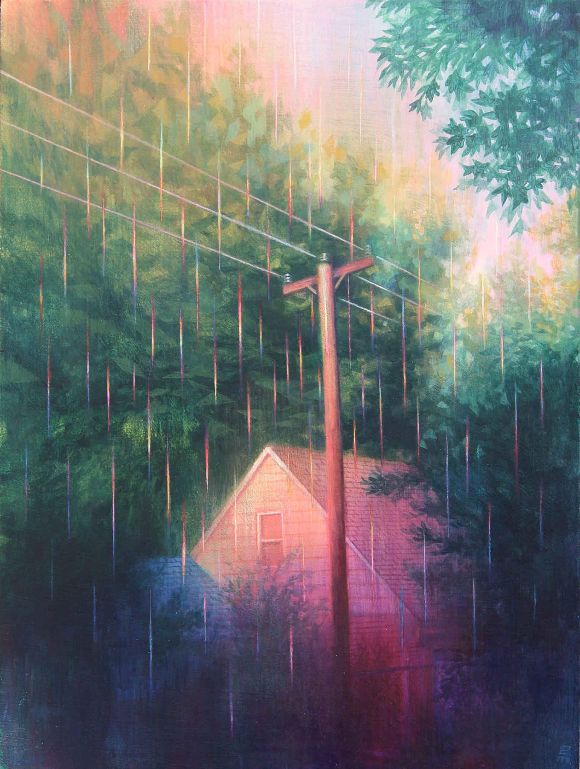 Quiet Light by Eli McMullen