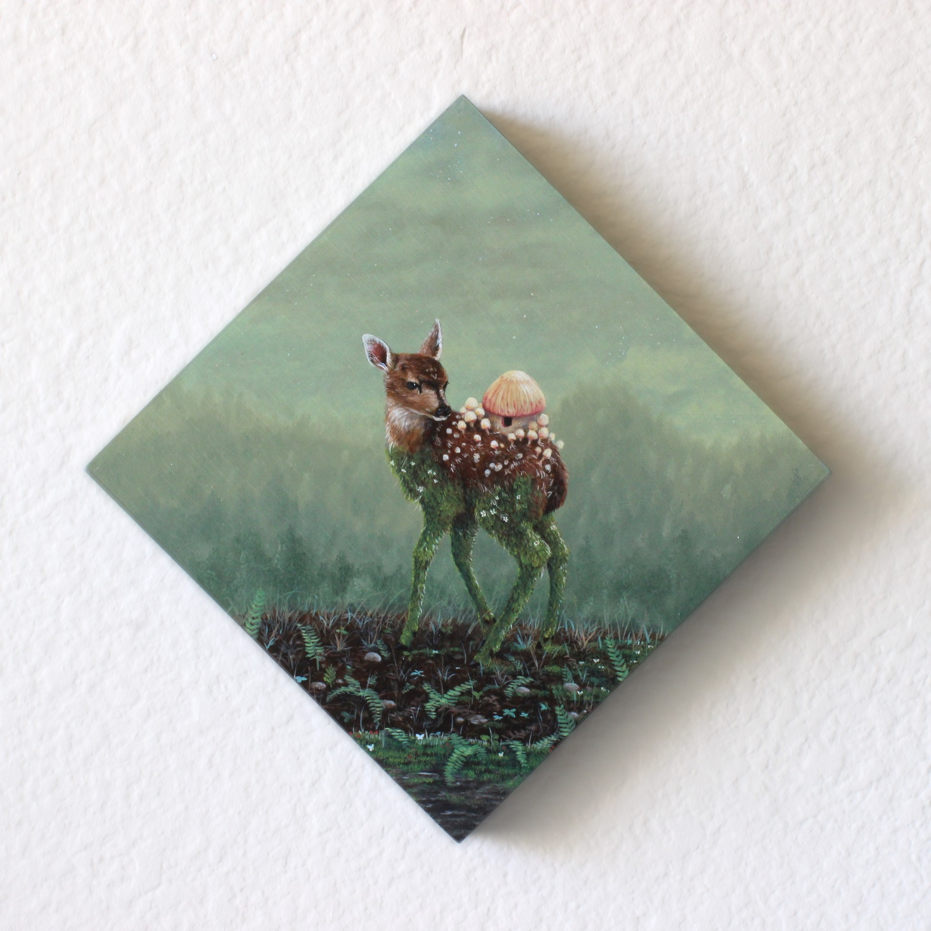 One Fawn-gi by 3rd Version (Ben Patterson)