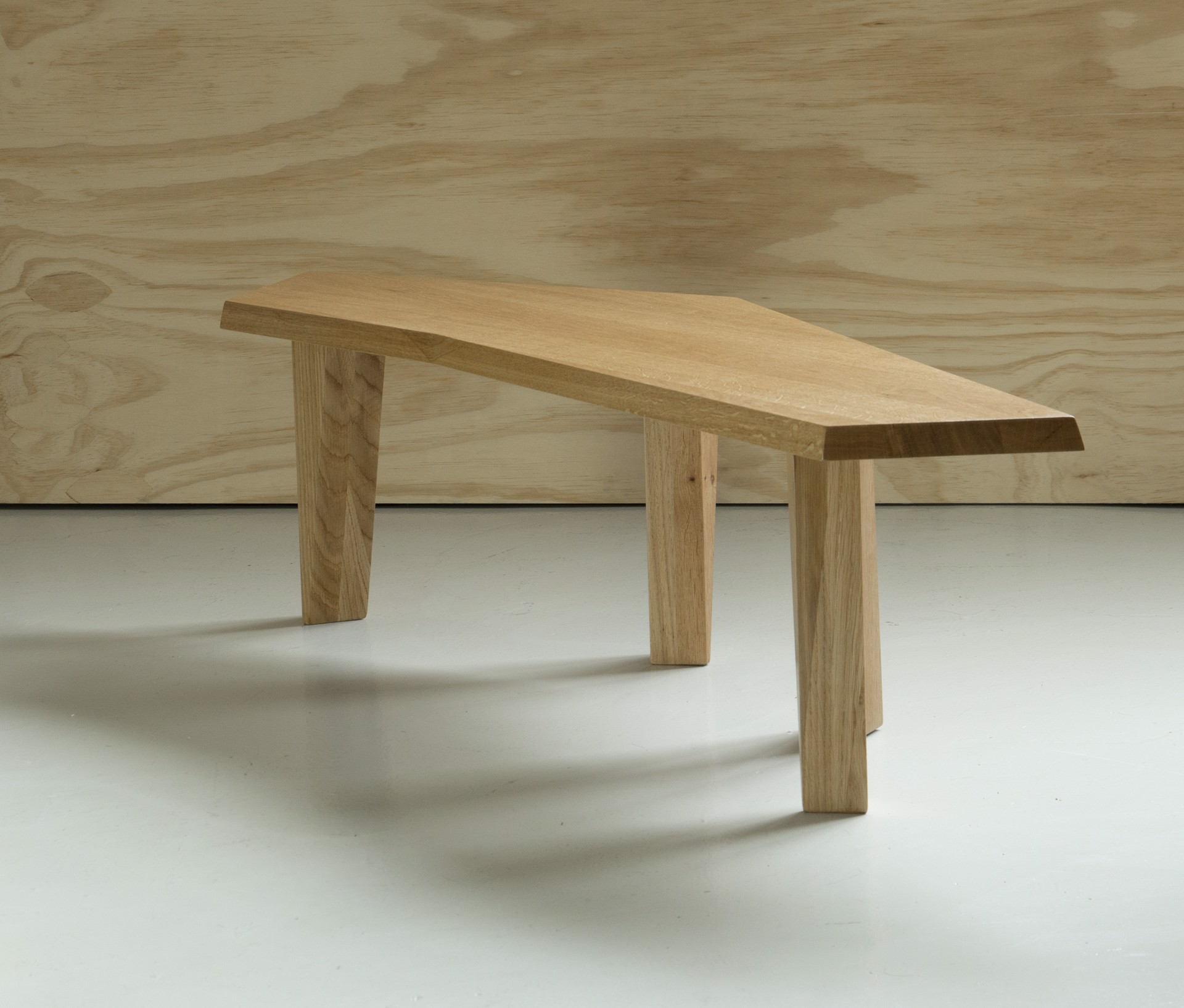 """Nazca""  Small coffee table by Jacques Jarrige"