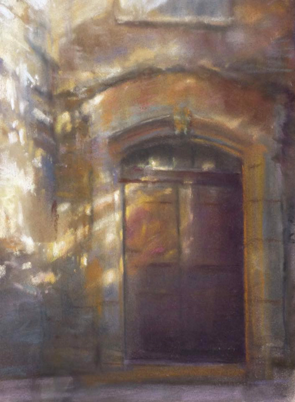 Doorway Gordes by Bruce A Gómez