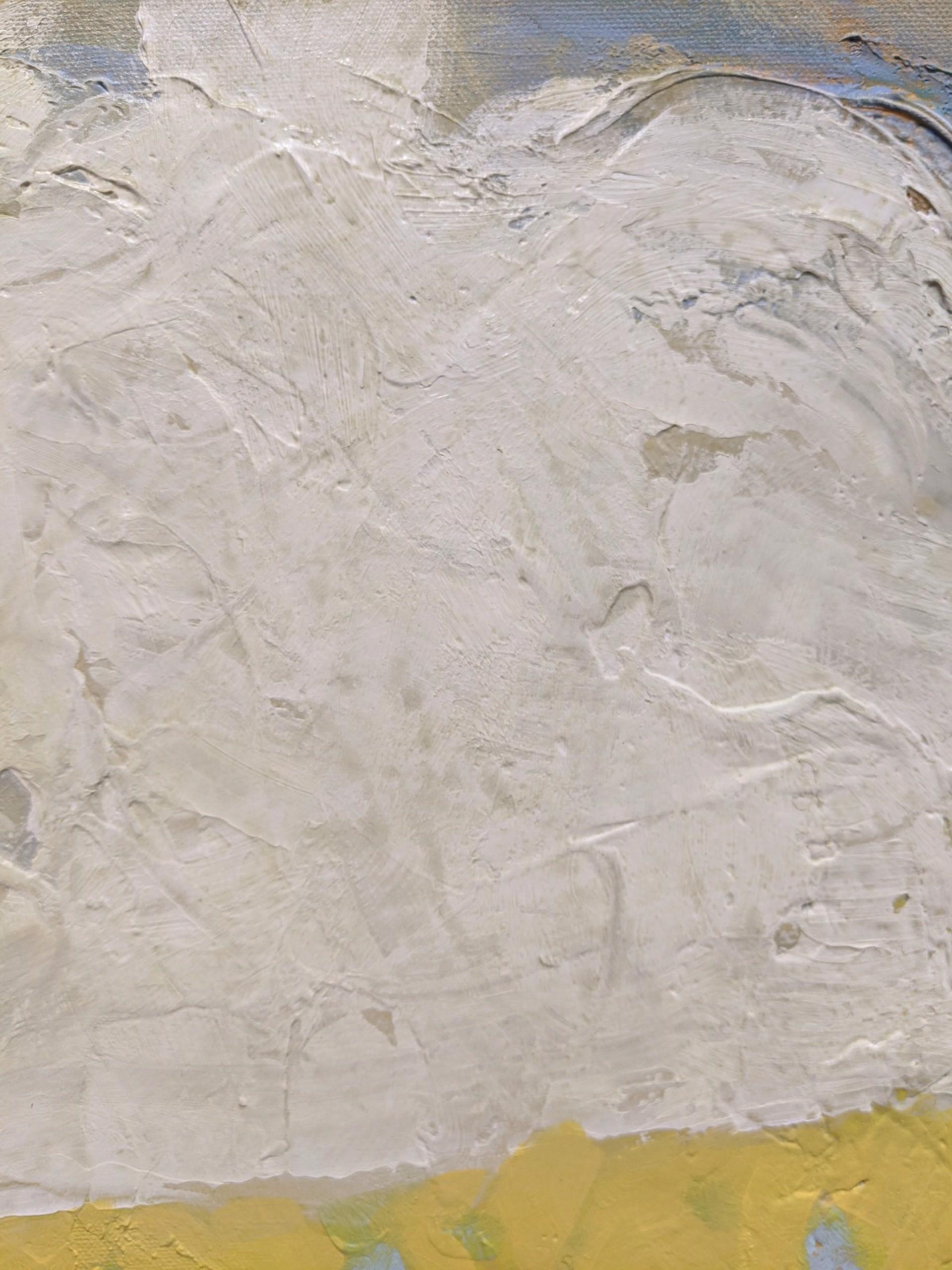 Primal Blue Dust by Helen Bellaver