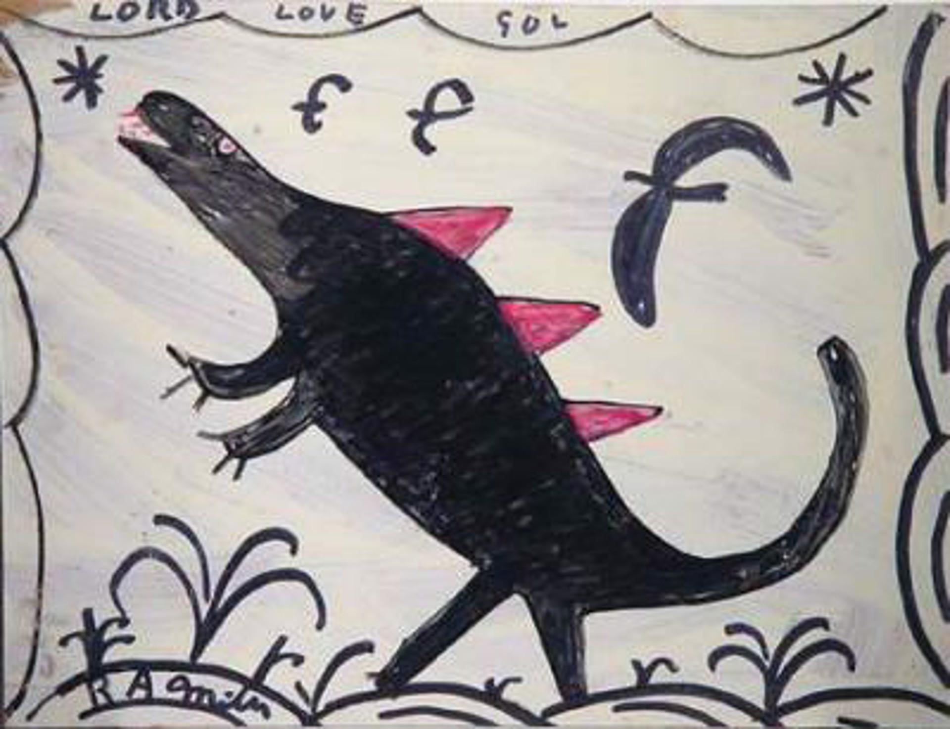 Dinosaur by R.A. Miller