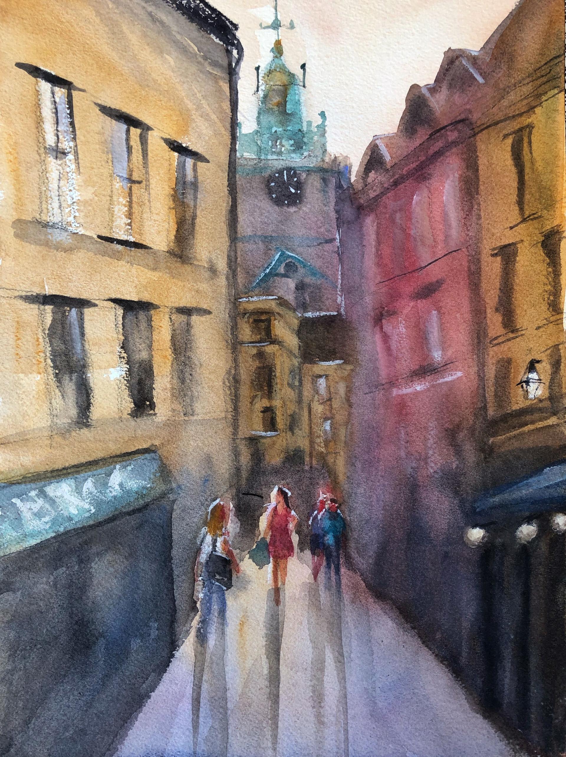 Gamla Stan by Julia Taylor