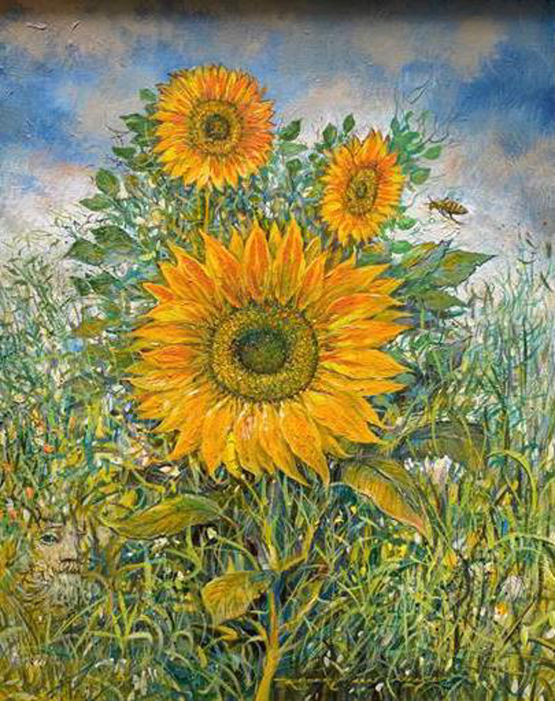 September Wind by Robert Lyn Nelson