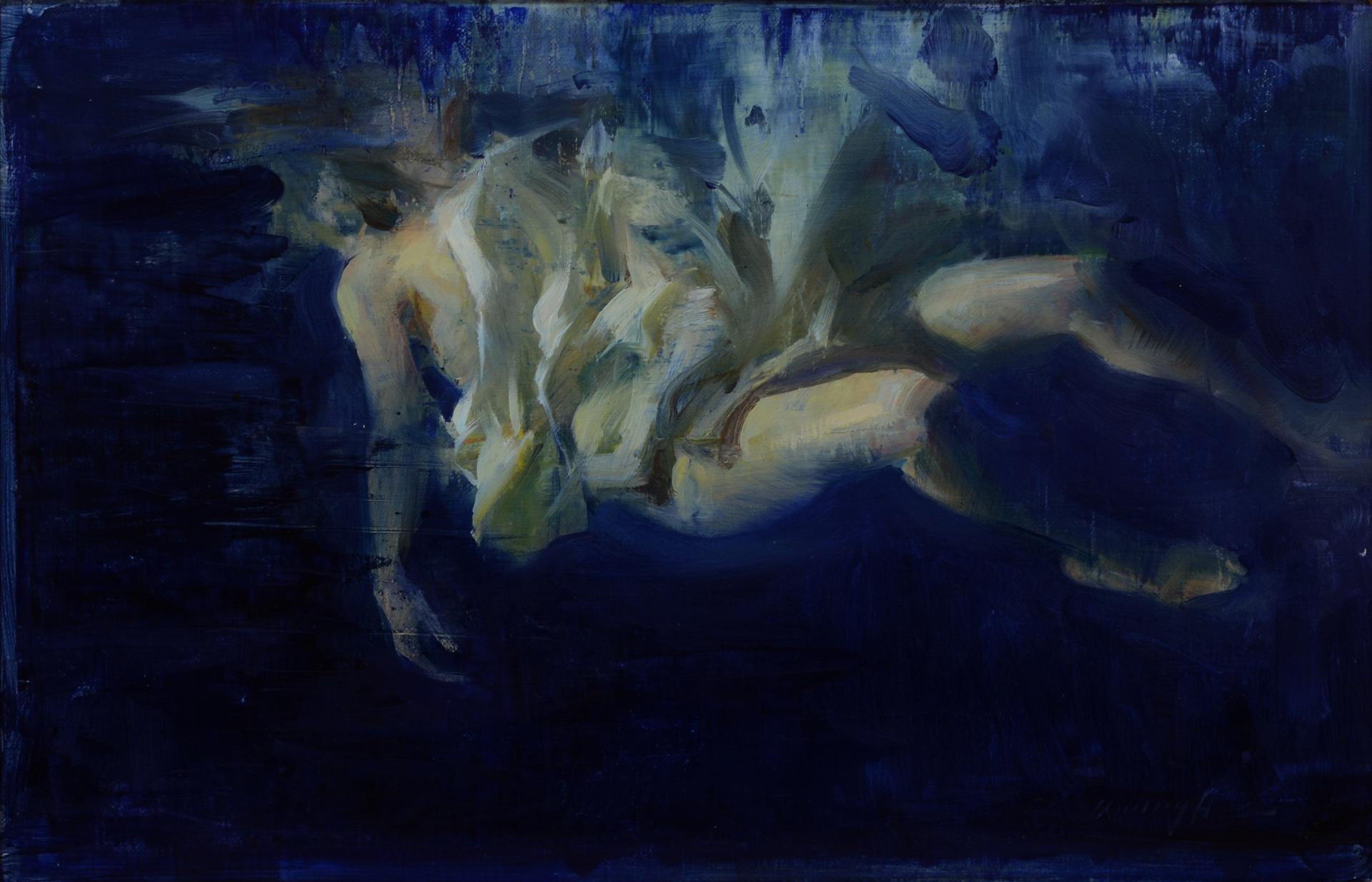 Deep Blue by Quang Ho