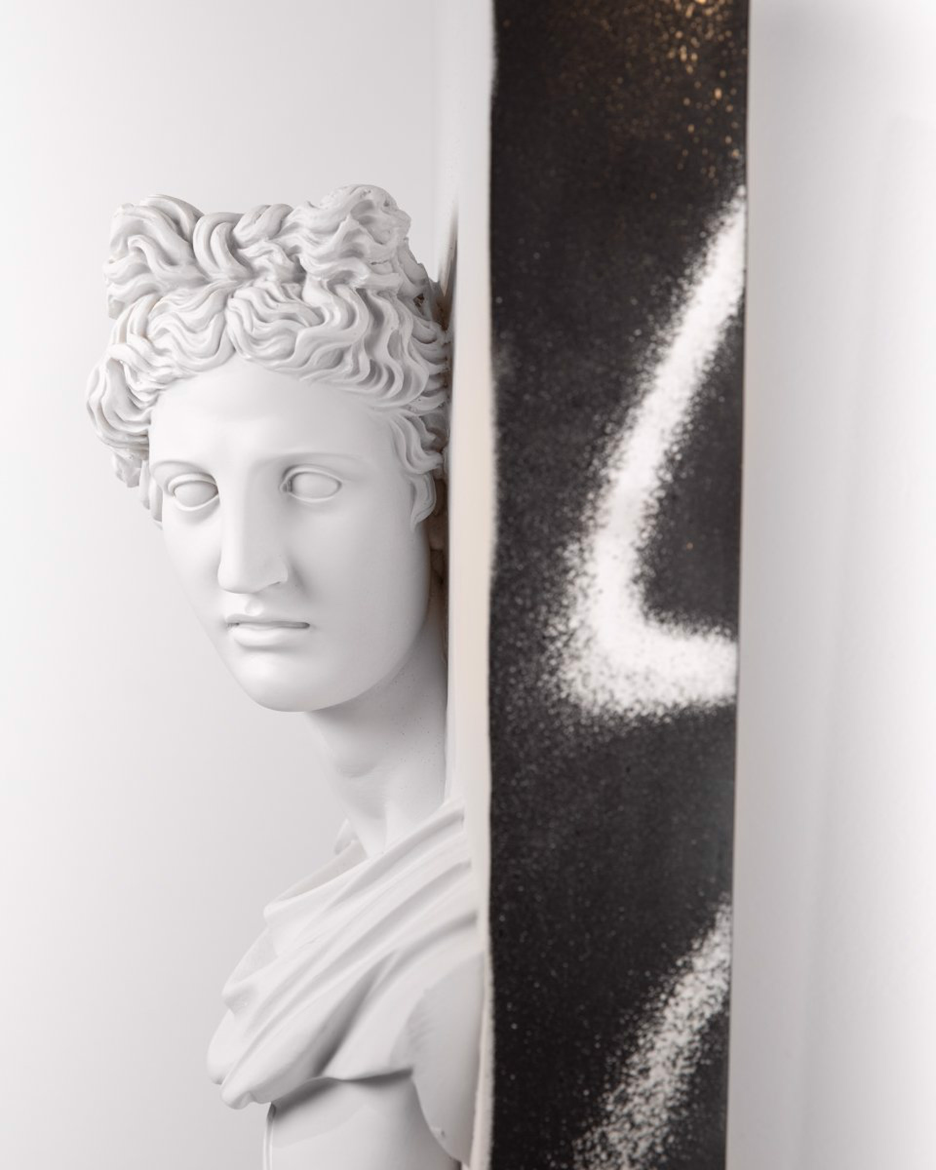 Apollo from the Walls III by PichiAvo