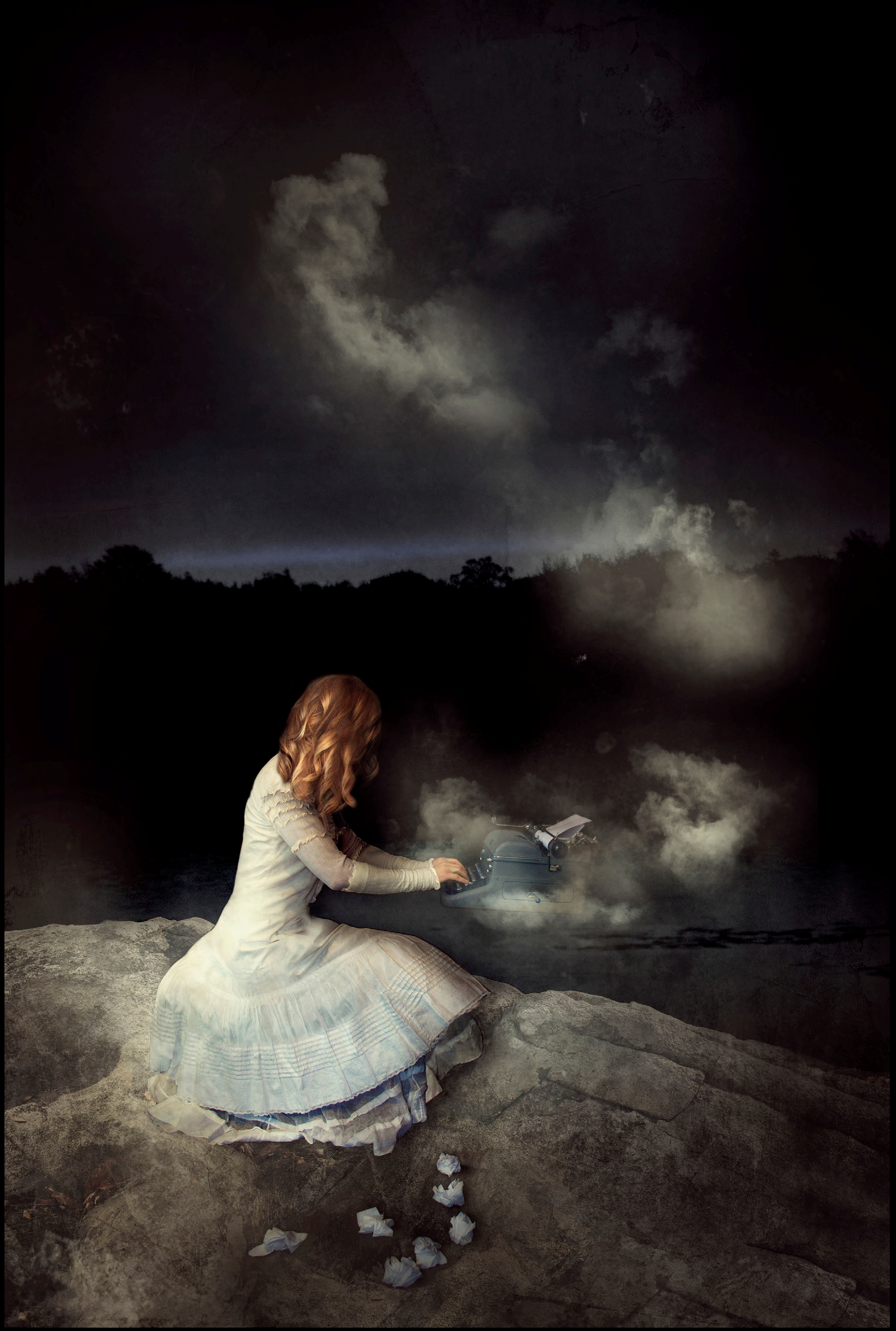 The Writer by Elisabeth Ladwig
