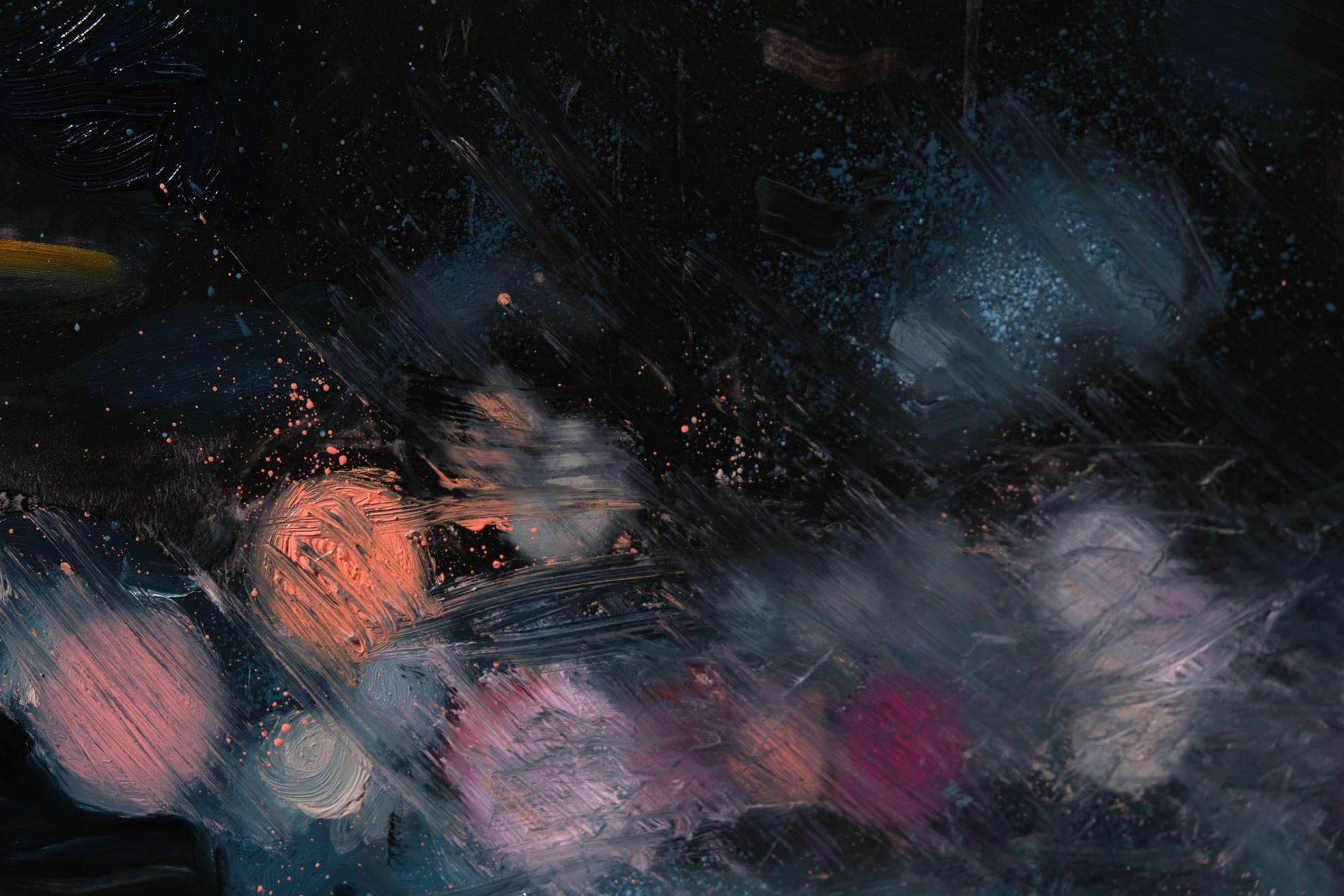 Bathed In Night by Stefan Smit