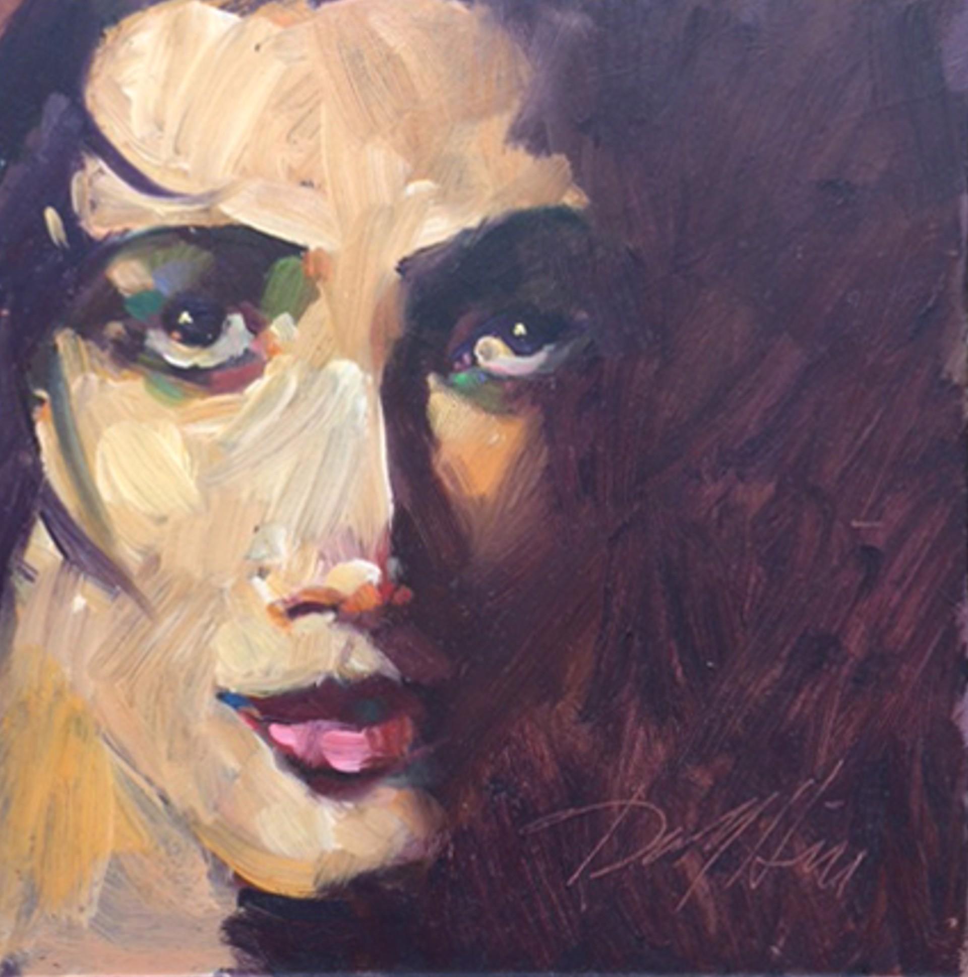 Dark Eyes by Darrell Hill